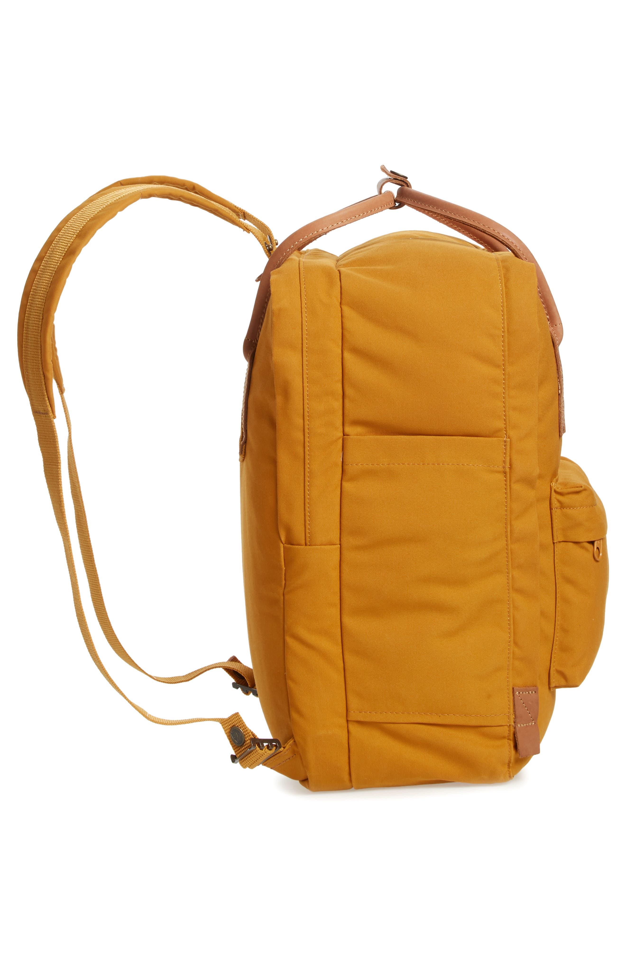 "Kånken No. 2 15"" Laptop Backpack,                             Alternate thumbnail 5, color,                             ACORN"