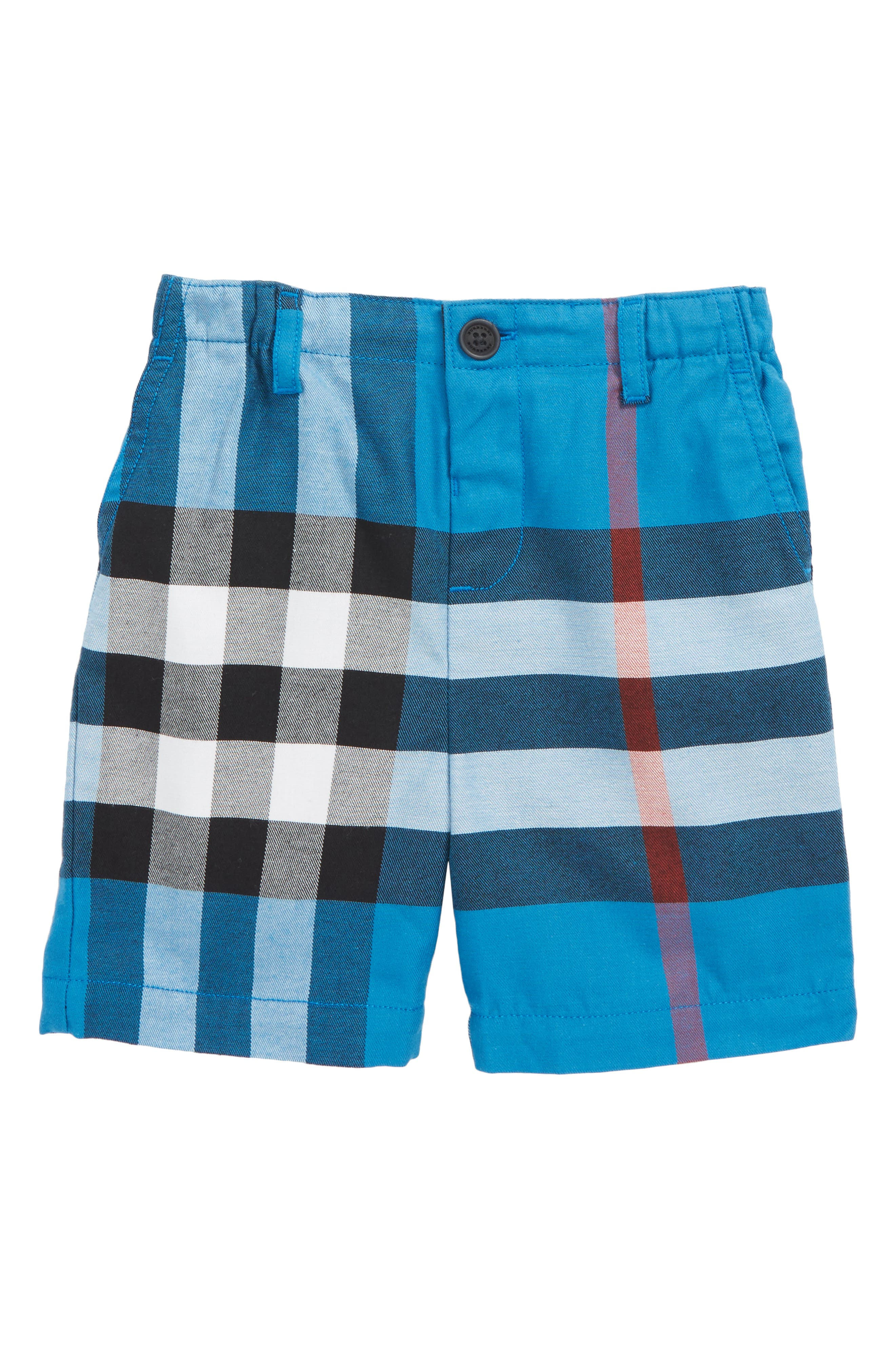 Sean Check Print Shorts,                             Main thumbnail 1, color,                             420