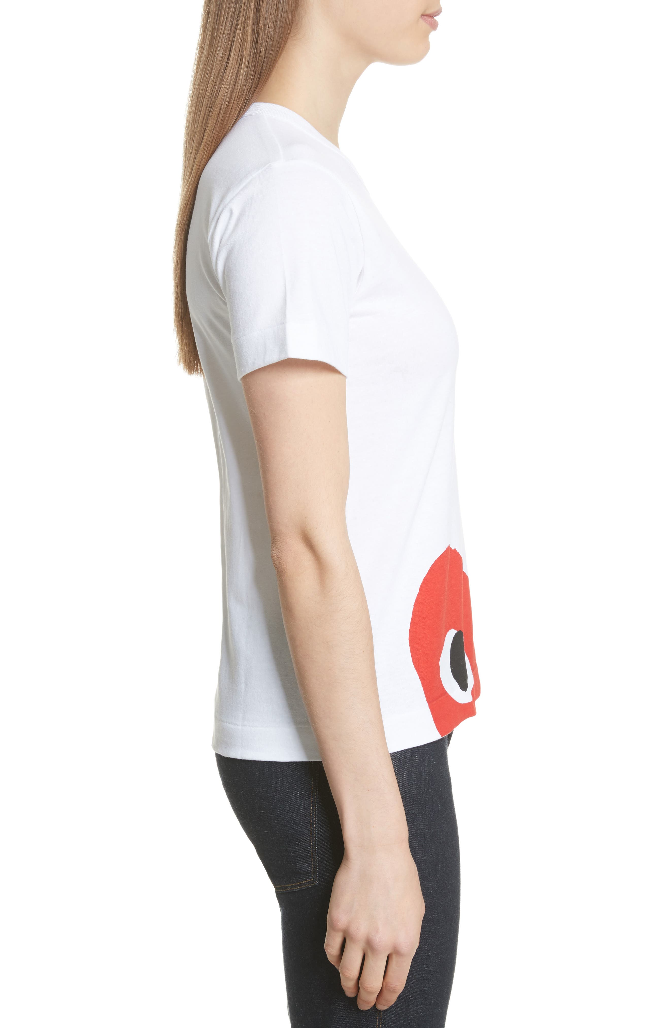 Graphic Tee,                             Alternate thumbnail 3, color,                             100