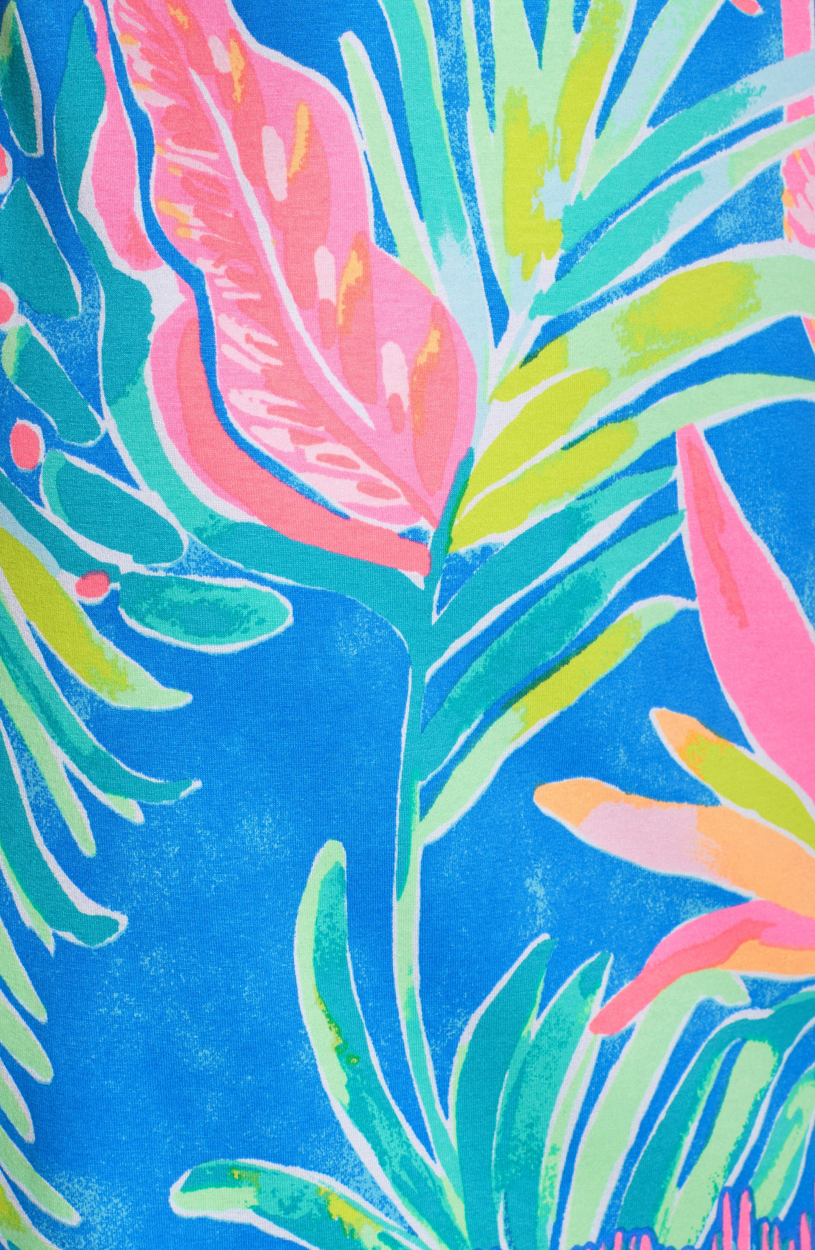 Sophiletta UPF 50+ Dress,                             Alternate thumbnail 6, color,                             420