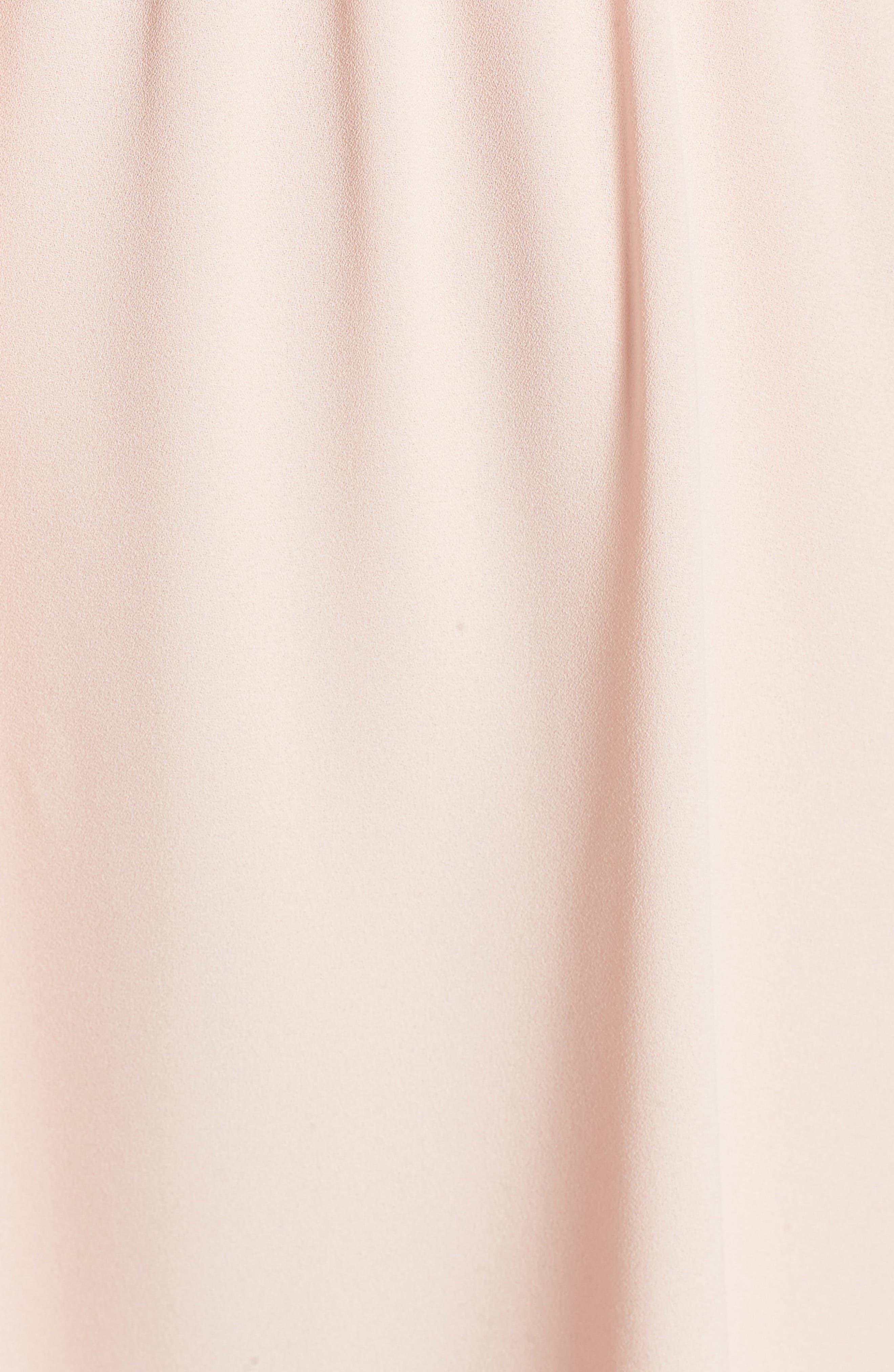 Blouson Chiffon Skater Dress,                             Alternate thumbnail 231, color,