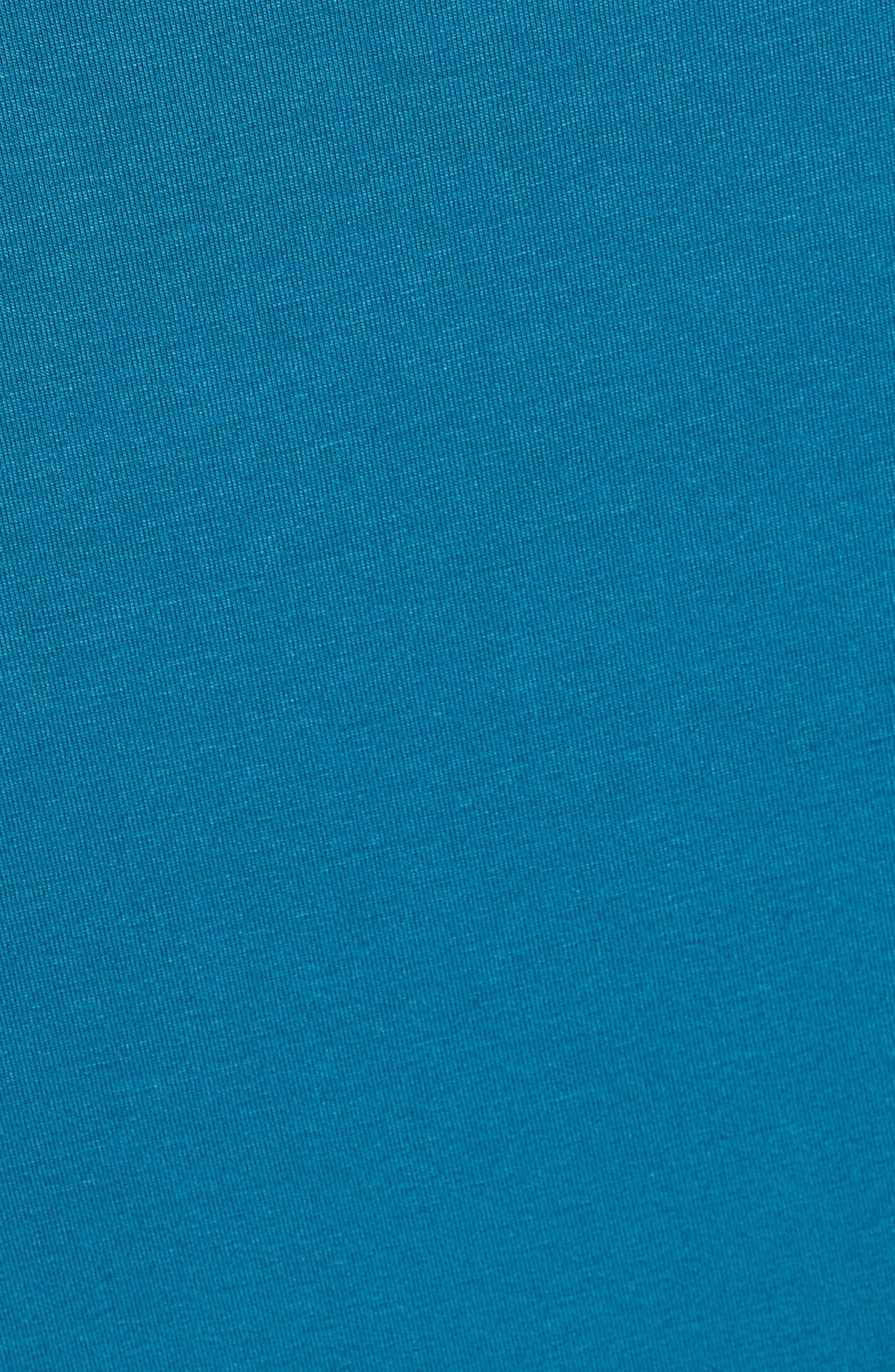 Jersey Asymmetrical A-Line Dress,                             Alternate thumbnail 23, color,