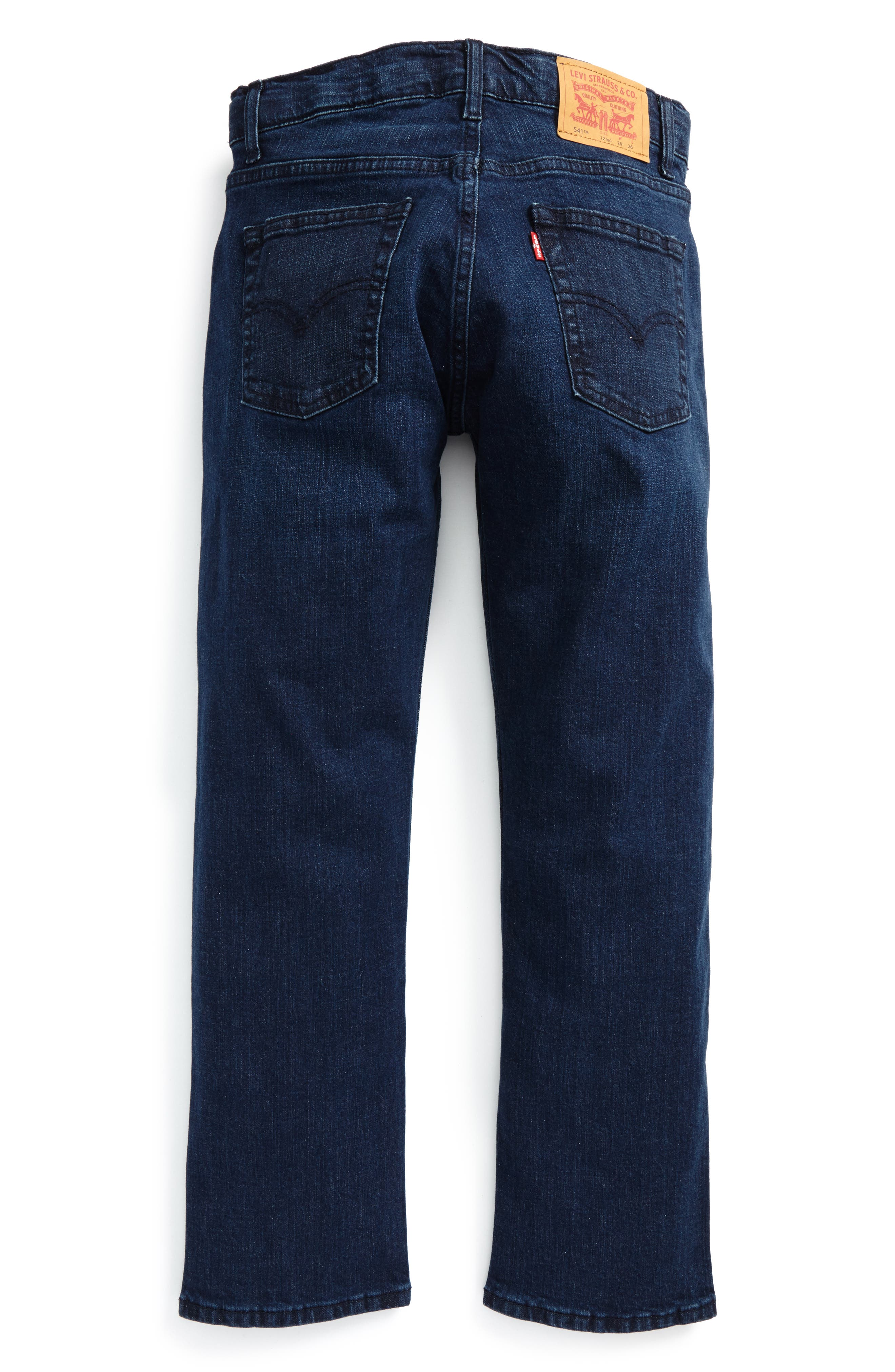 541<sup>™</sup> Athletic Fit Jeans,                             Alternate thumbnail 3, color,