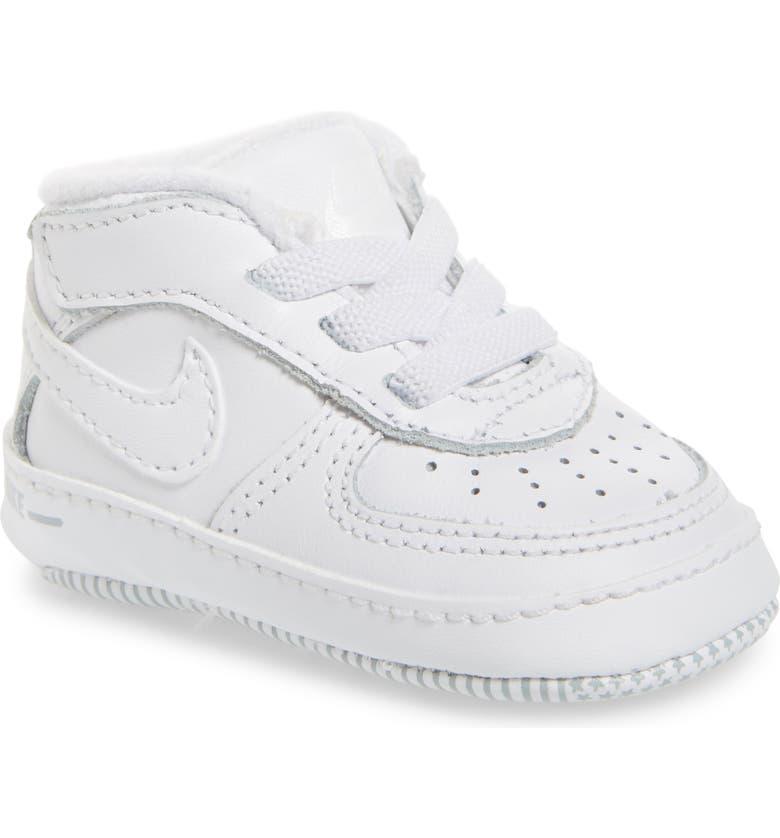 Nike Air Force 1 Sneaker (Baby)  1eda3bb5ad32