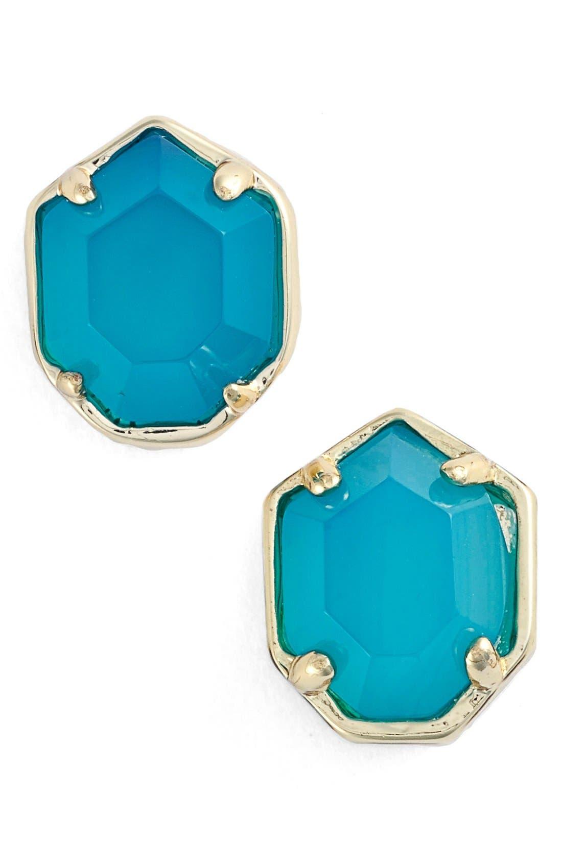 'Logan' Stud Earrings,                             Main thumbnail 10, color,