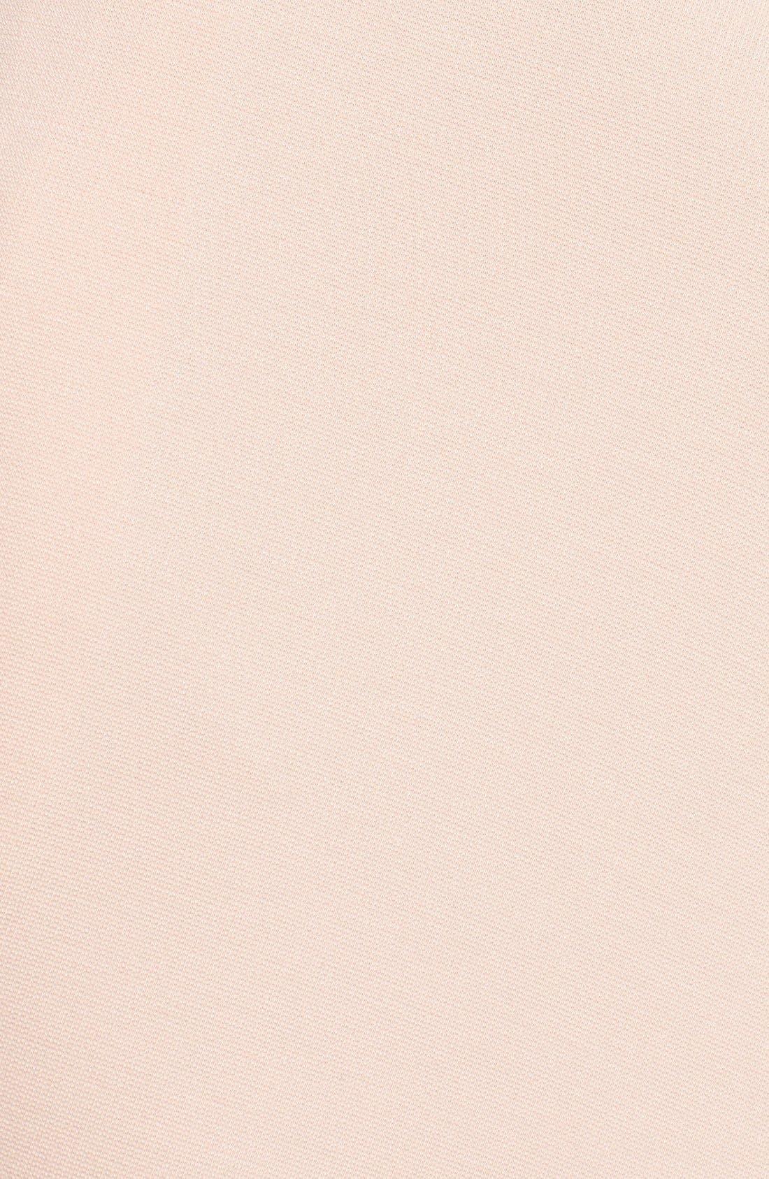 Stretch Knit Midi Dress,                             Alternate thumbnail 69, color,