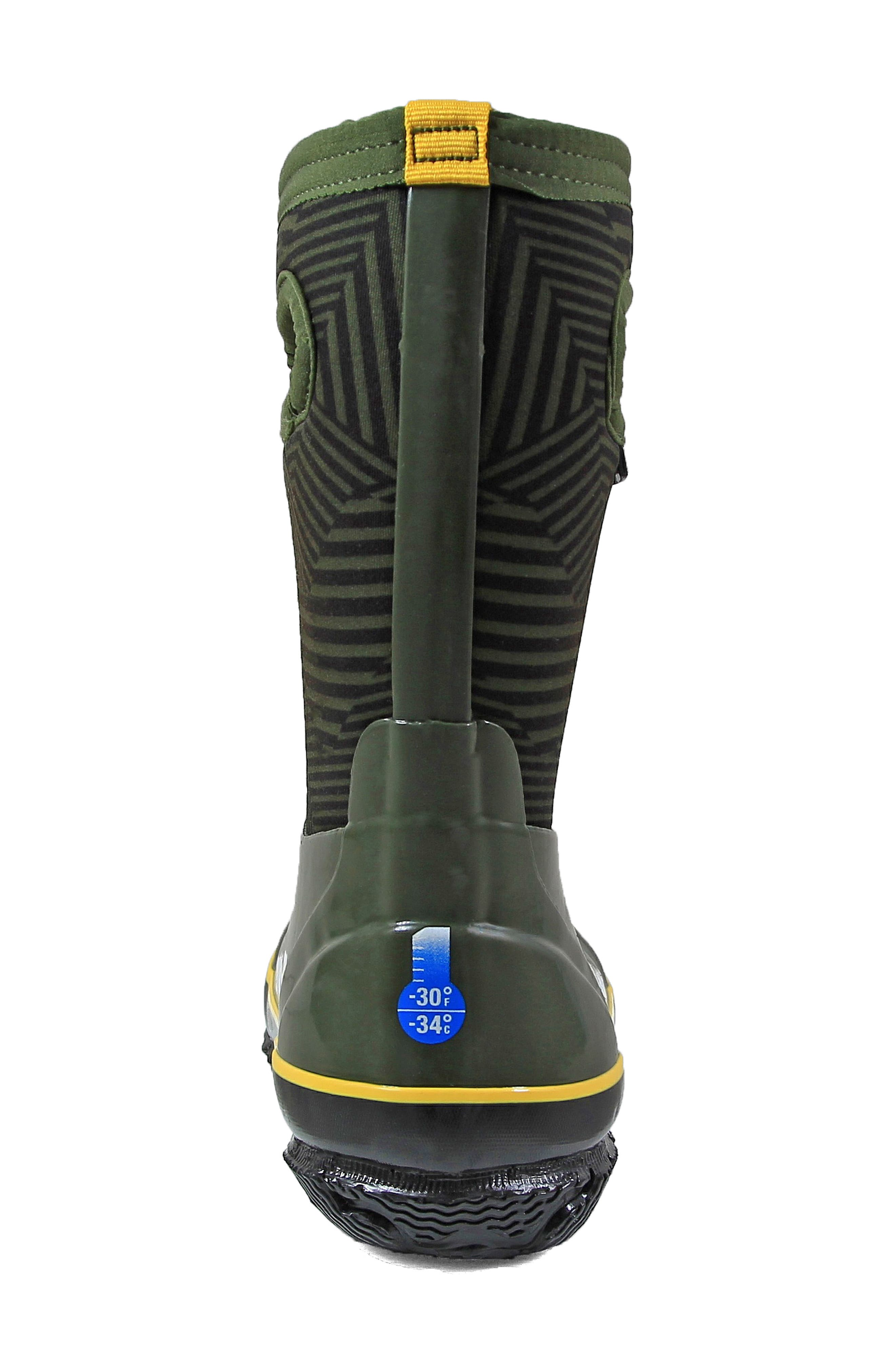 Classic Phaser Insulated Waterproof Boot,                             Alternate thumbnail 17, color,