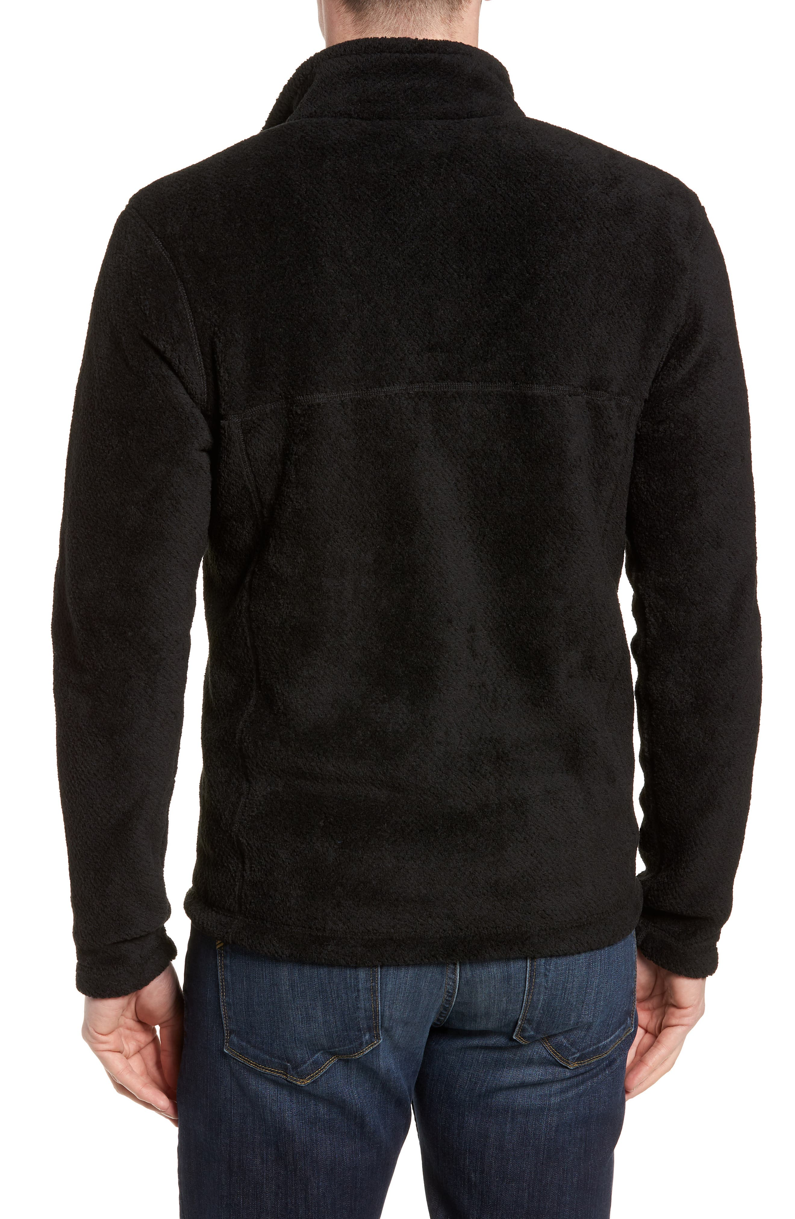 Re-Tool Snap-T<sup>®</sup> Pullover,                             Alternate thumbnail 2, color,                             BLACK
