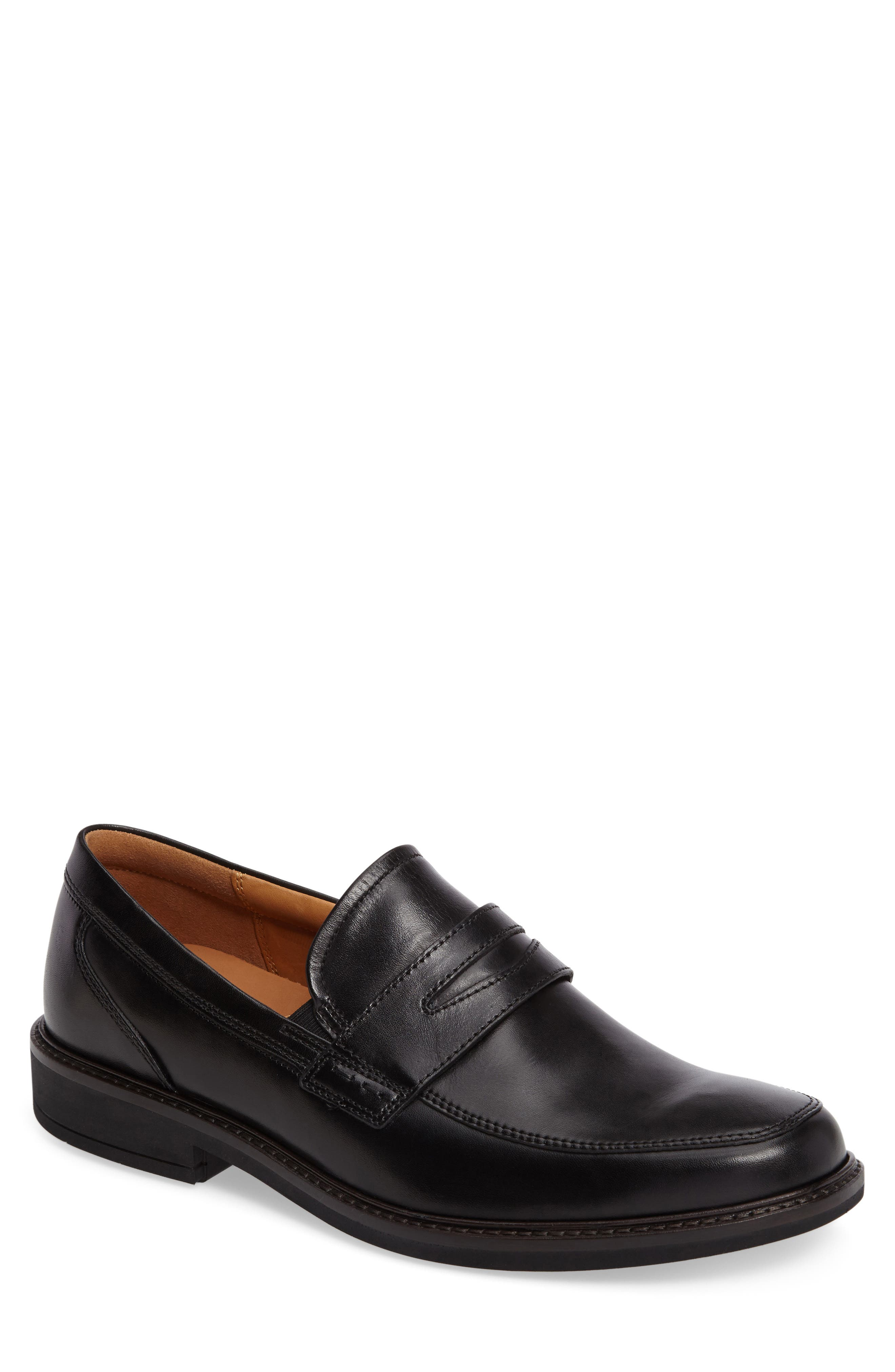 Holton Penny Loafer,                             Main thumbnail 1, color,                             001