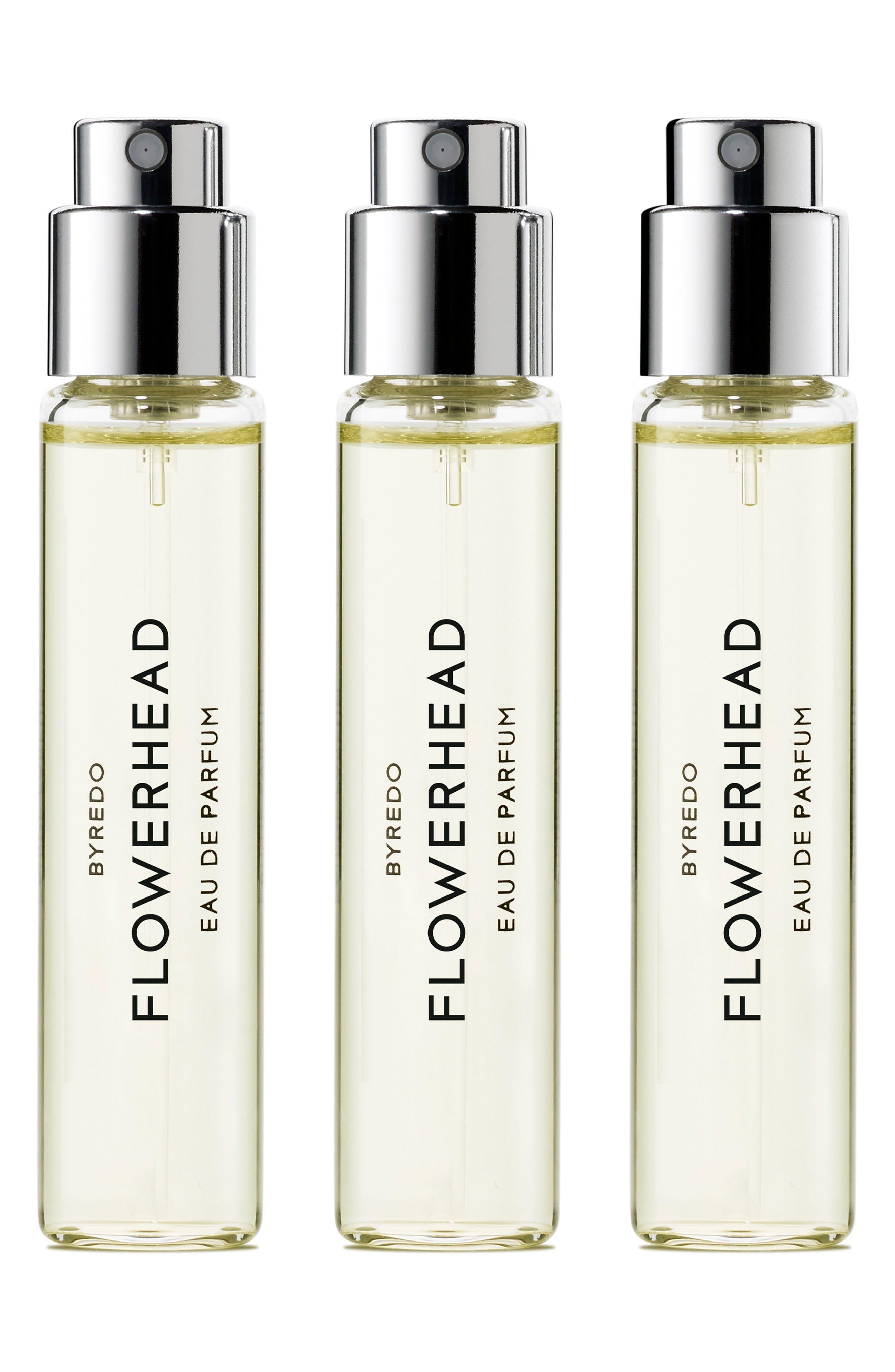 Flowerhead Eau de Parfum Travel Spray Trio,                         Main,                         color, 000