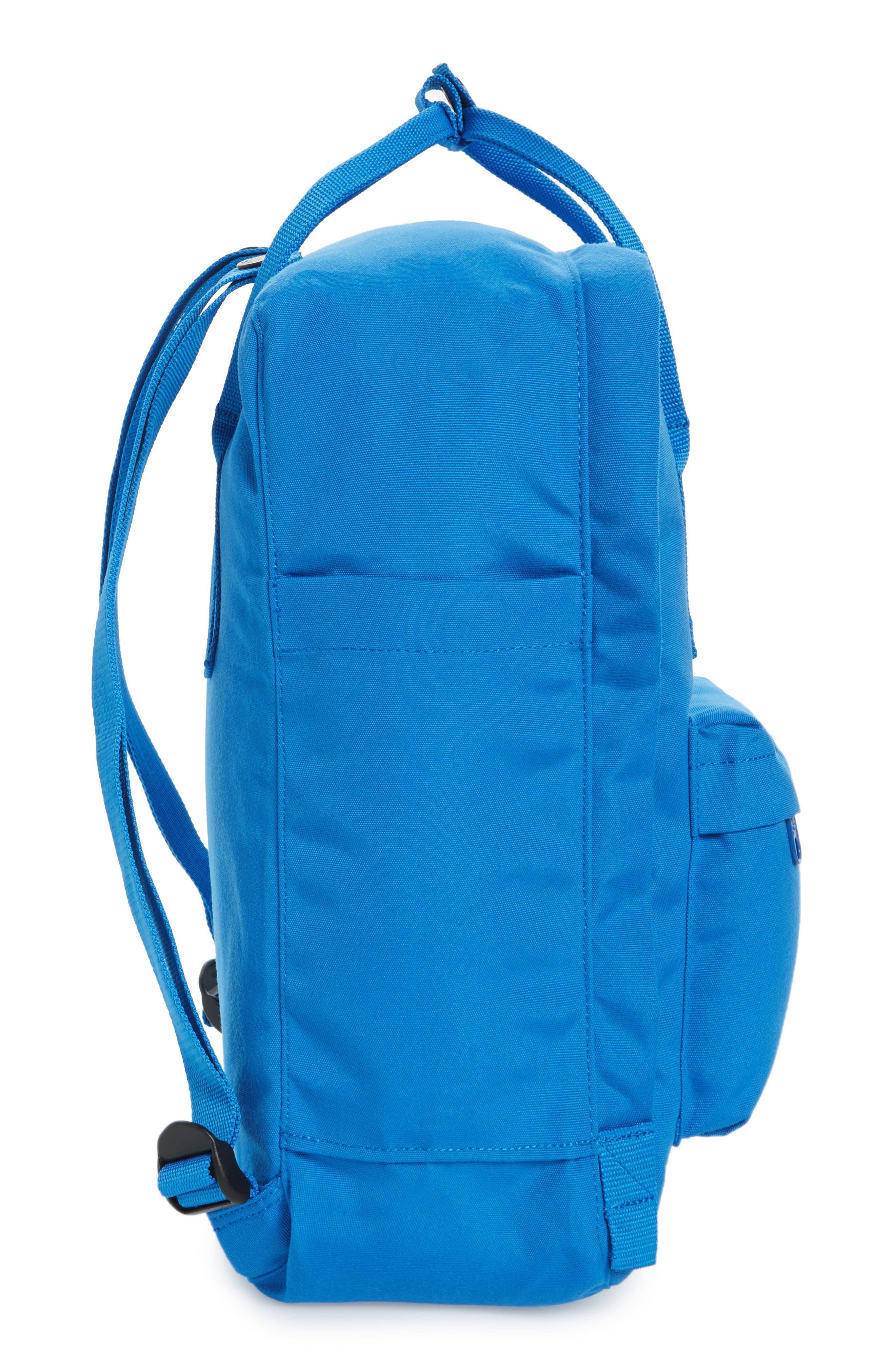 Re-Kånken Water Resistant Backpack,                             Alternate thumbnail 5, color,                             UN BLUE