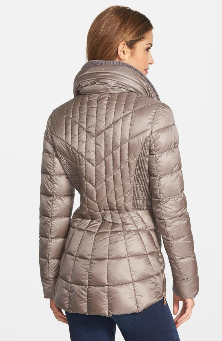 Bernardo Packable Jacket with Down & PrimaLoft® Fill ...