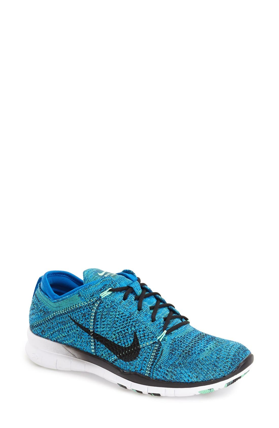 'Free Flyknit 5.0 TR' Training Shoe,                             Main thumbnail 8, color,