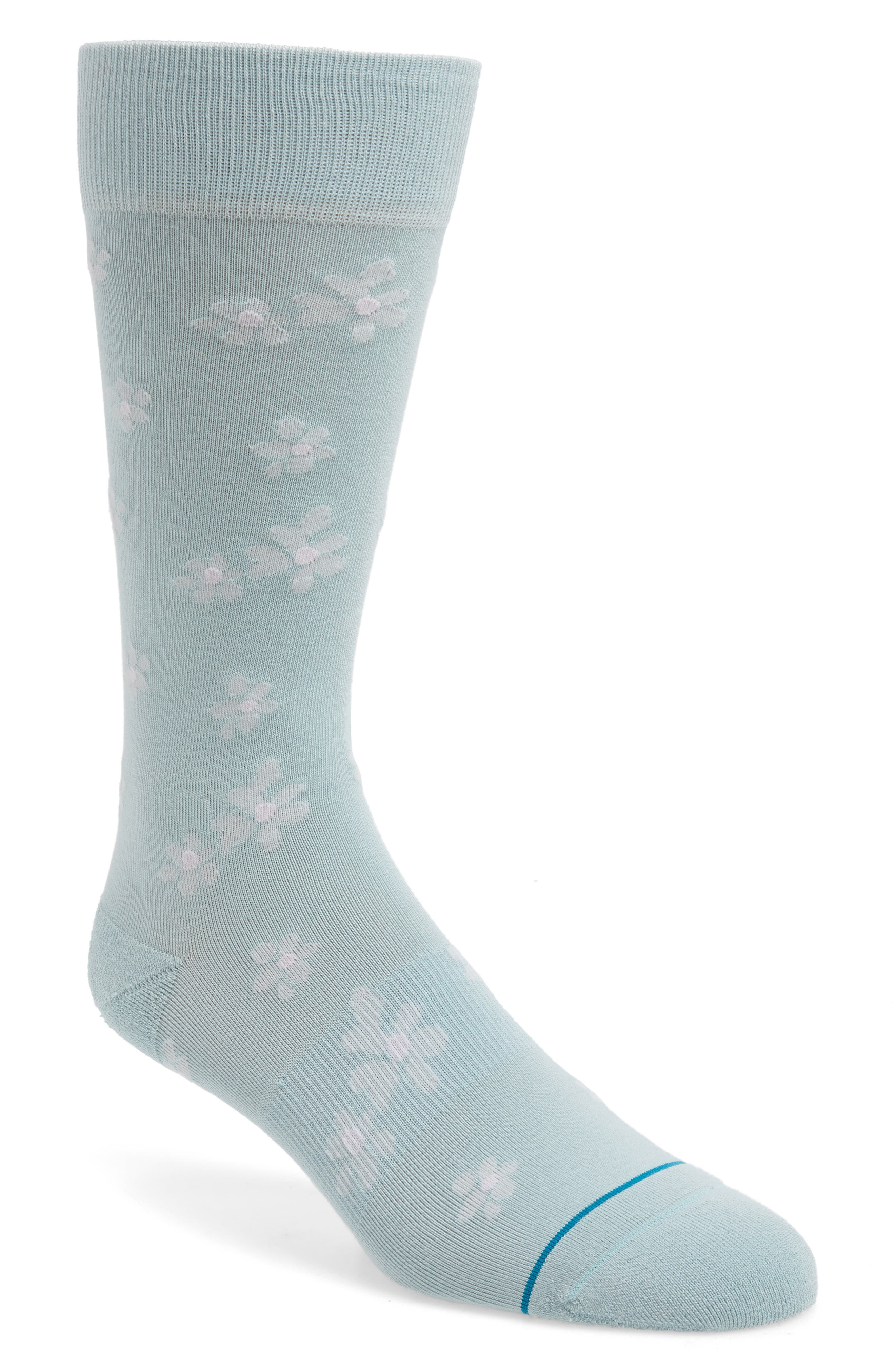 Dillon Socks,                         Main,                         color, BLUE