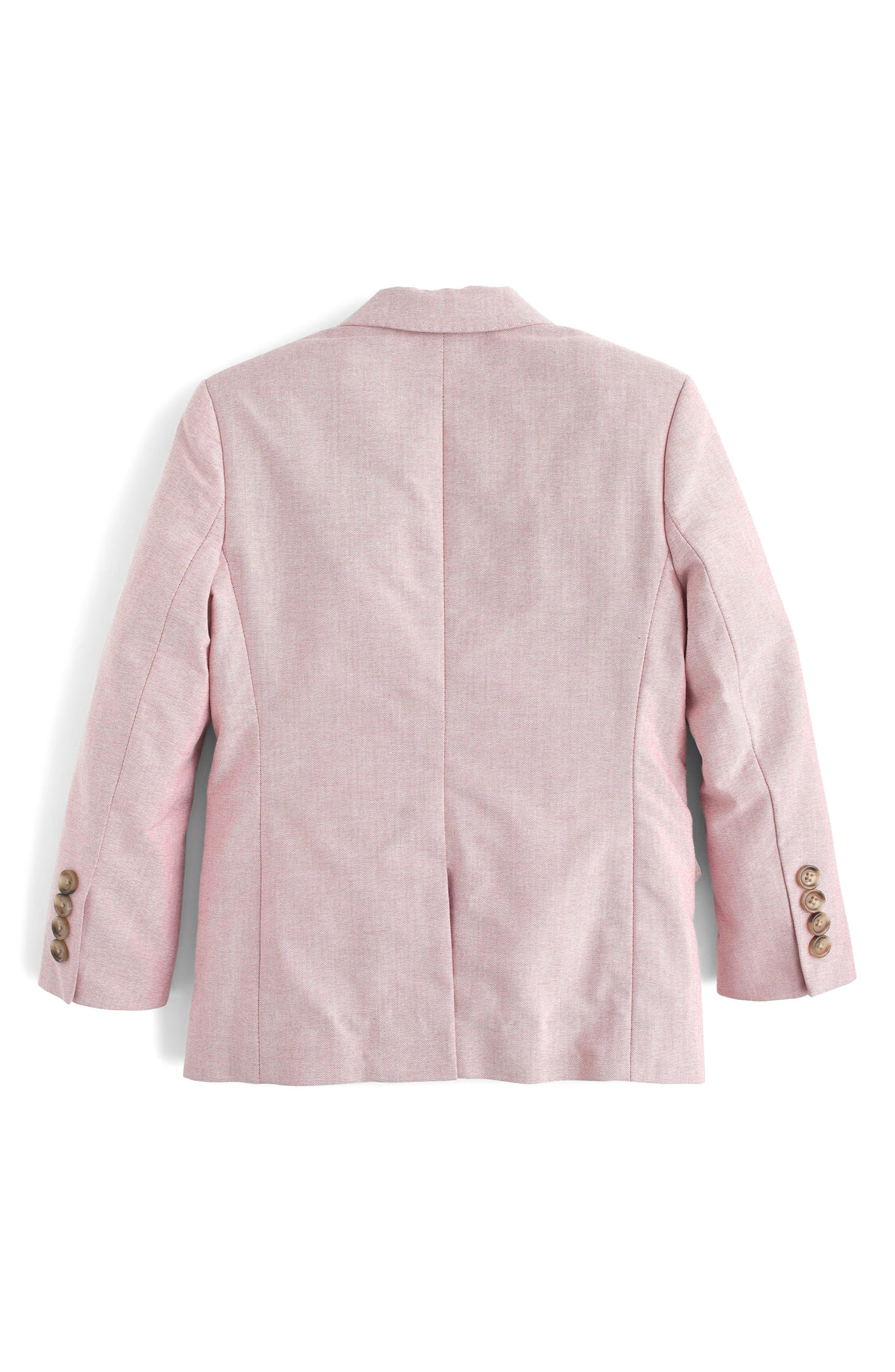 Ludlow Stretch Oxford Suit Jacket,                             Alternate thumbnail 2, color,                             600