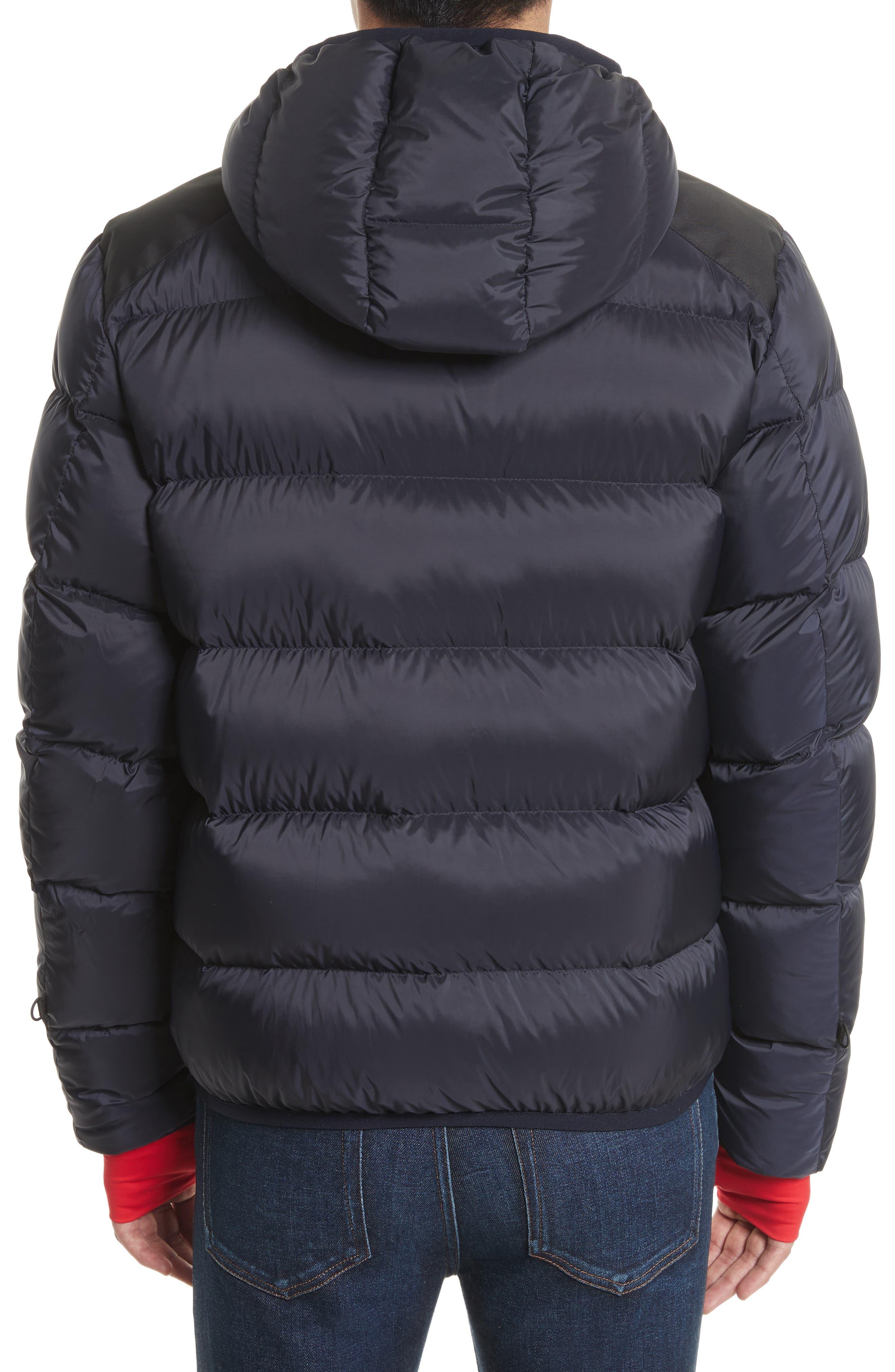 Grenoble Hintertux Hooded Down Jacket,                             Alternate thumbnail 2, color,                             419