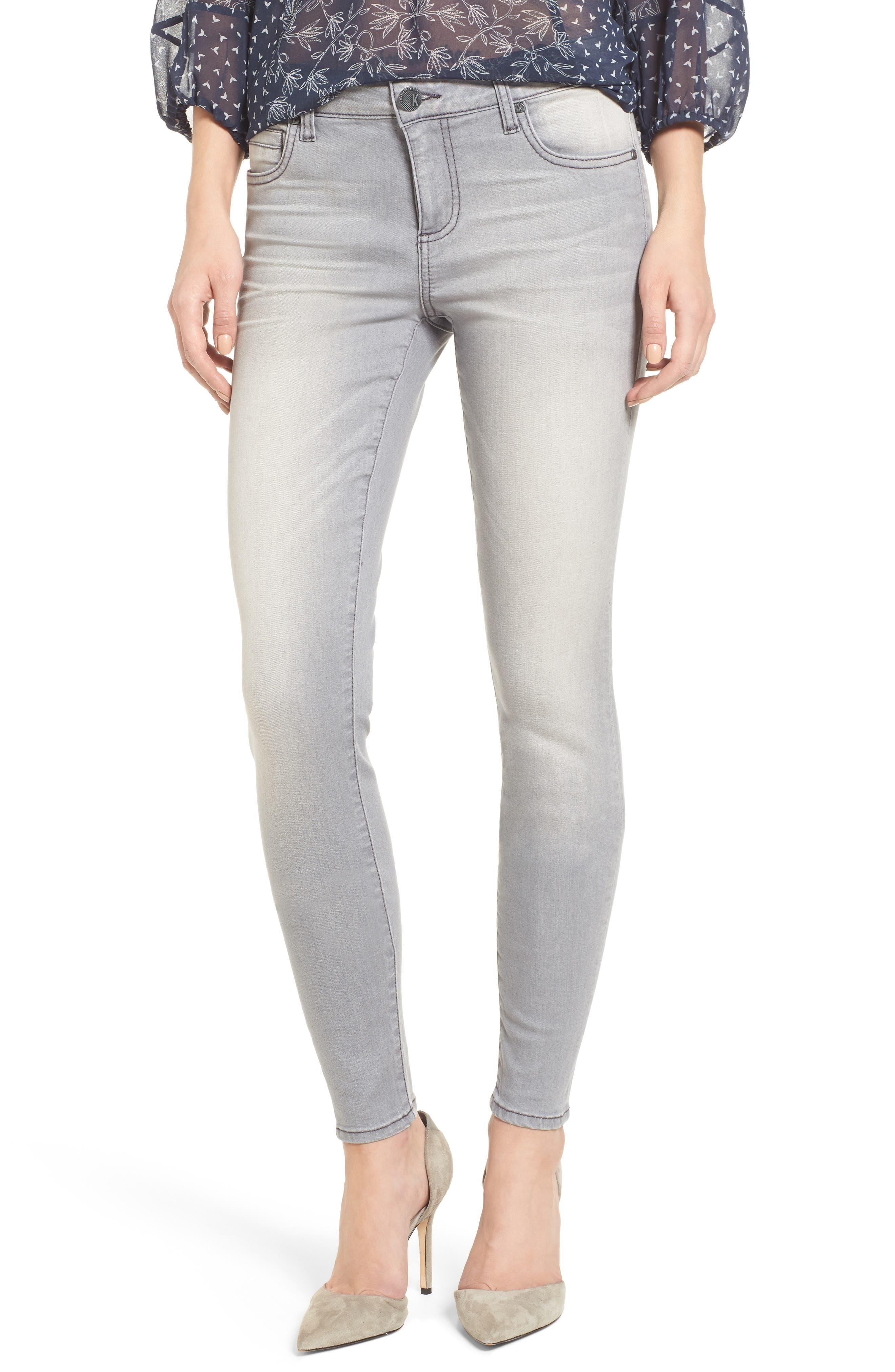 Mia Skinny Jeans,                             Main thumbnail 1, color,                             470