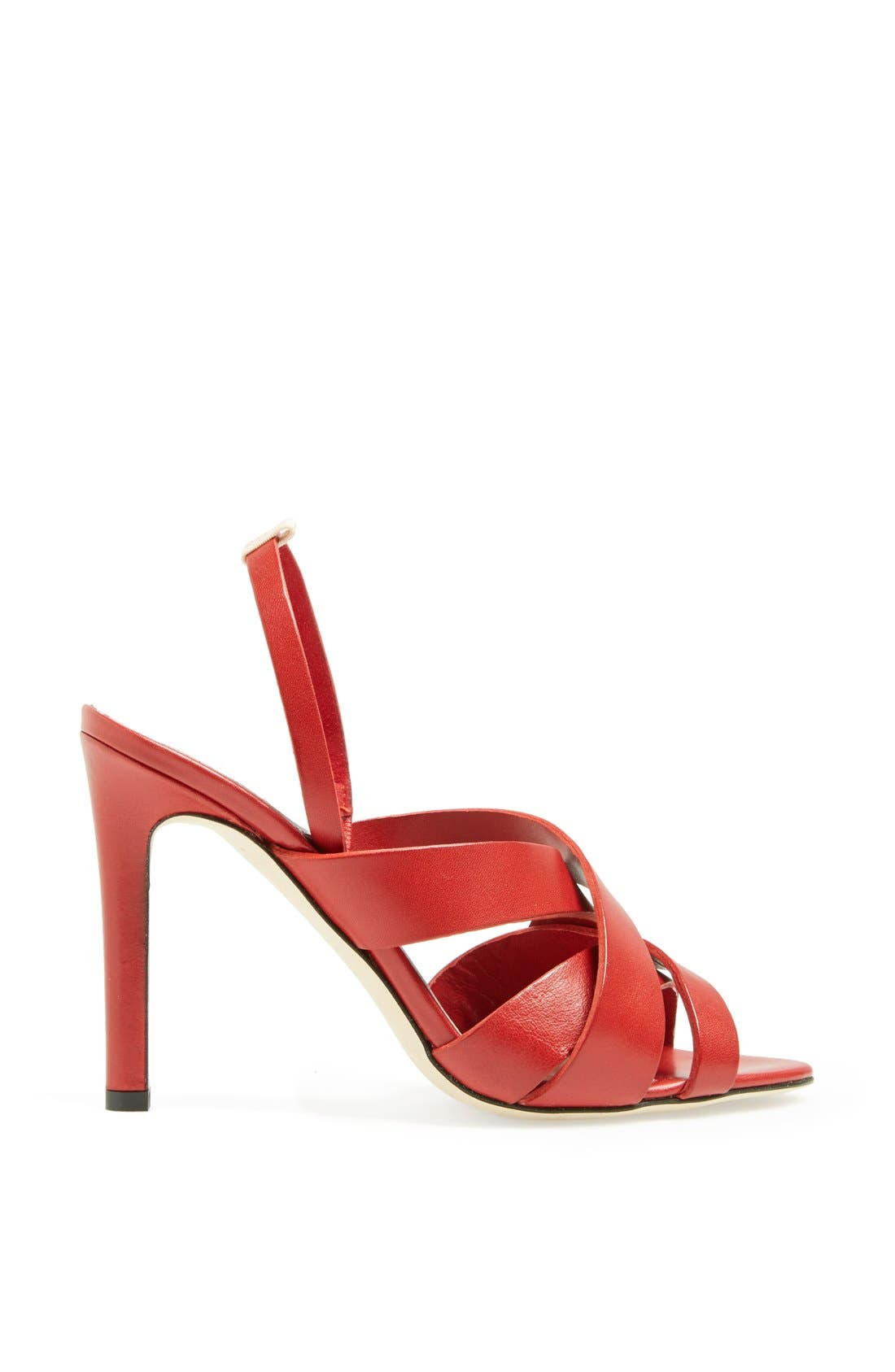 SJP 'Stella' Sandal,                             Alternate thumbnail 3, color,                             610