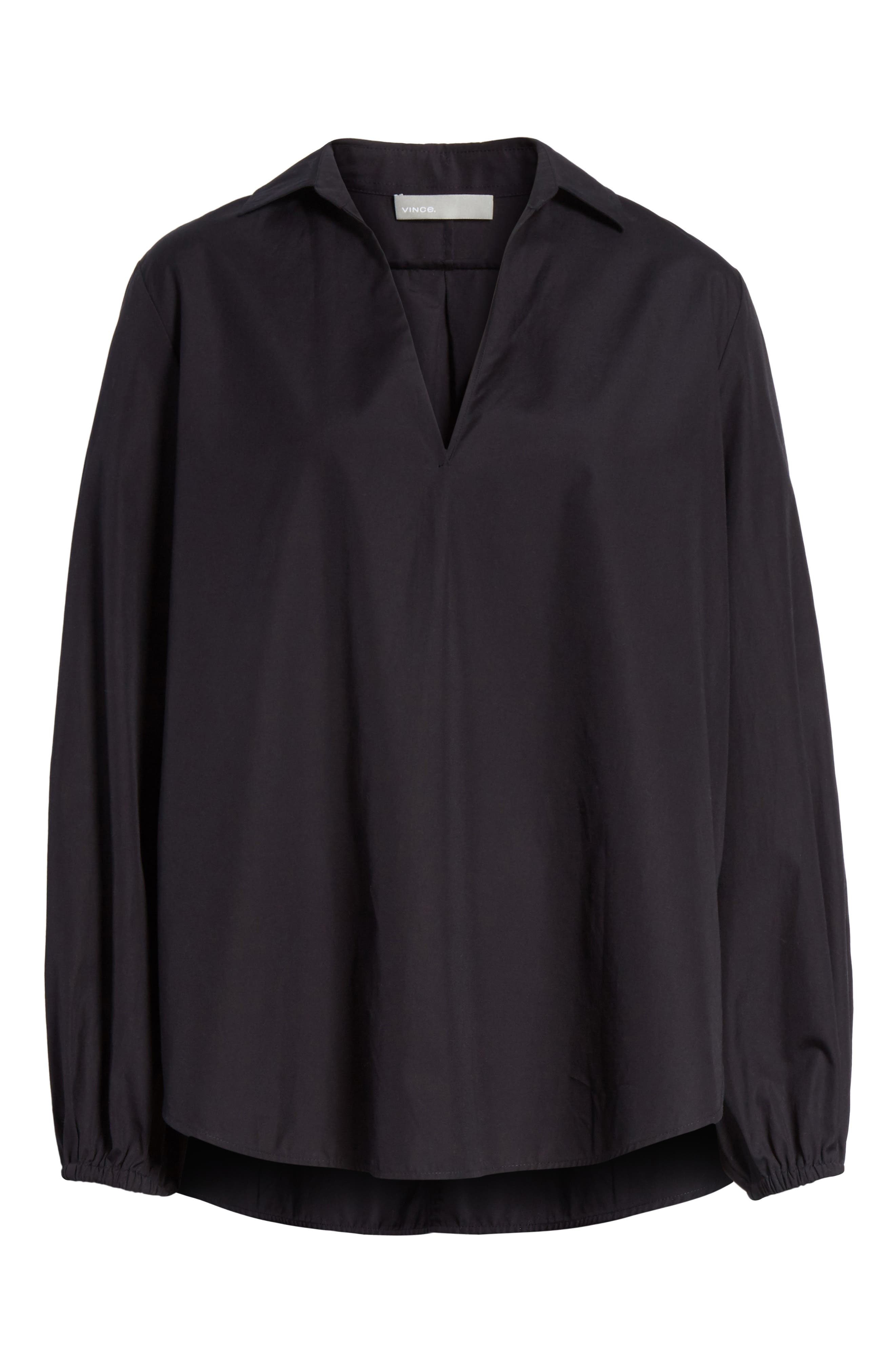 Swing Front Pullover Shirt,                             Alternate thumbnail 22, color,