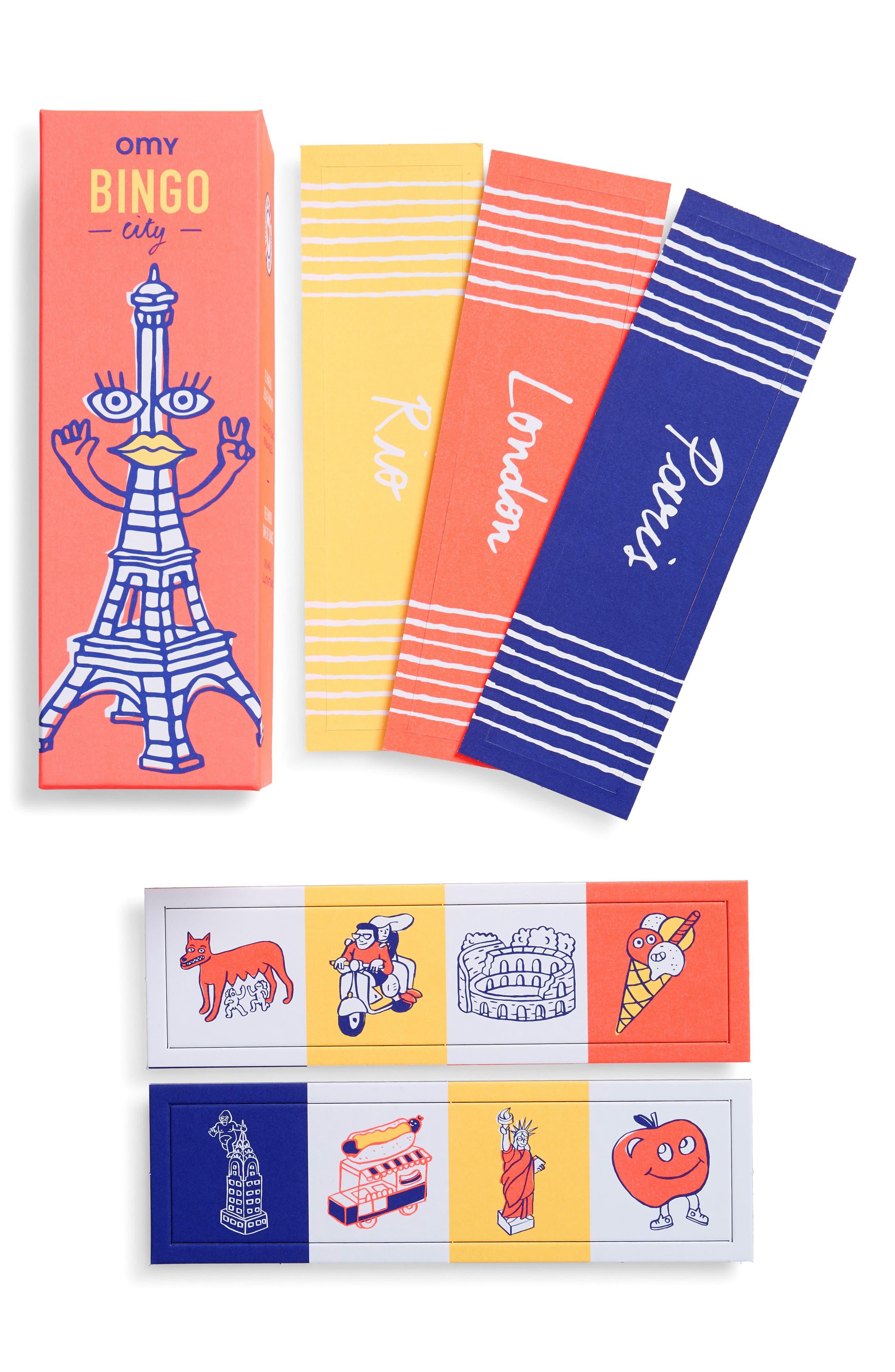 Bingo City Game,                             Main thumbnail 1, color,                             600