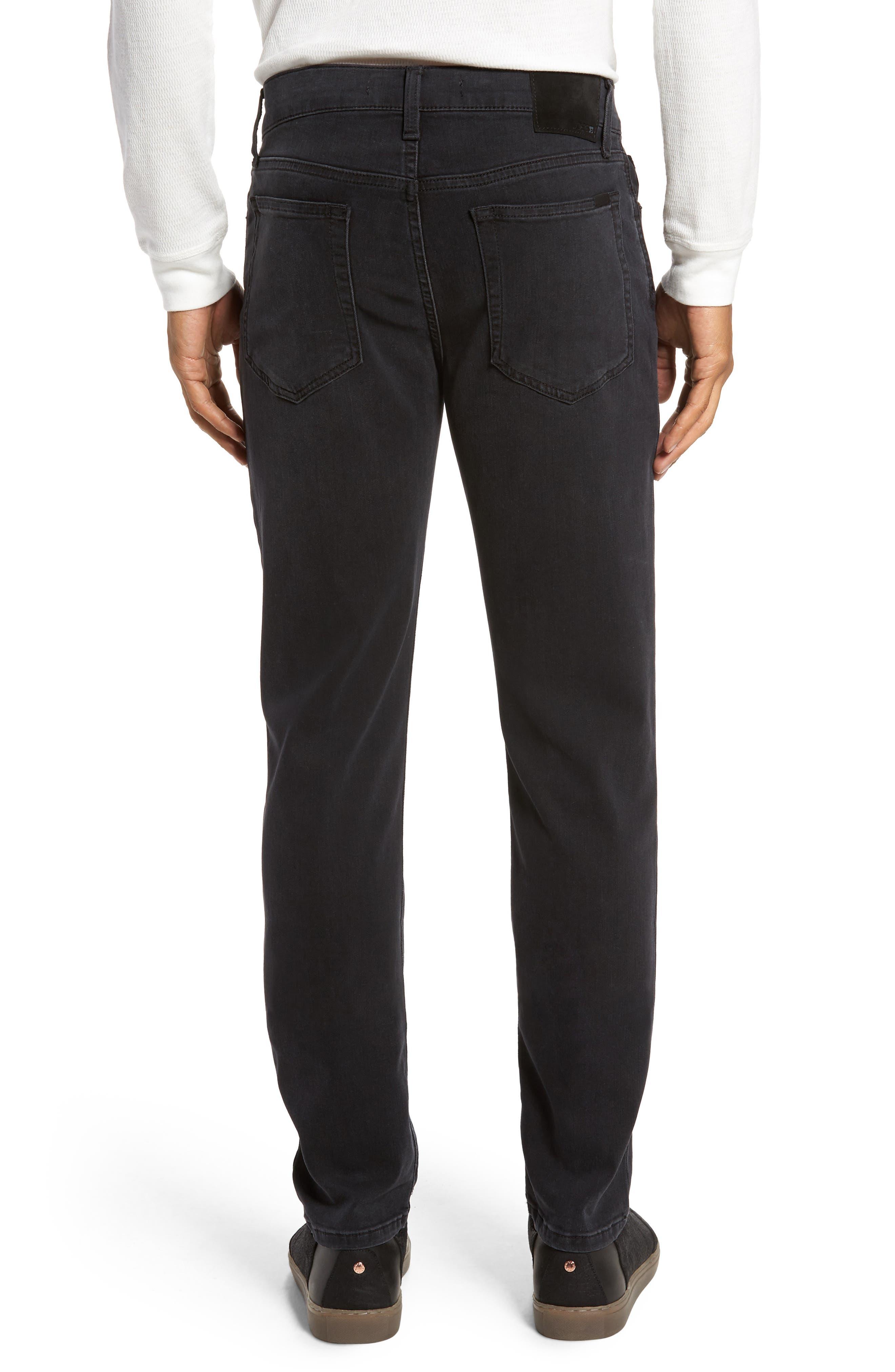 Slim Fit Jeans,                             Alternate thumbnail 2, color,                             001