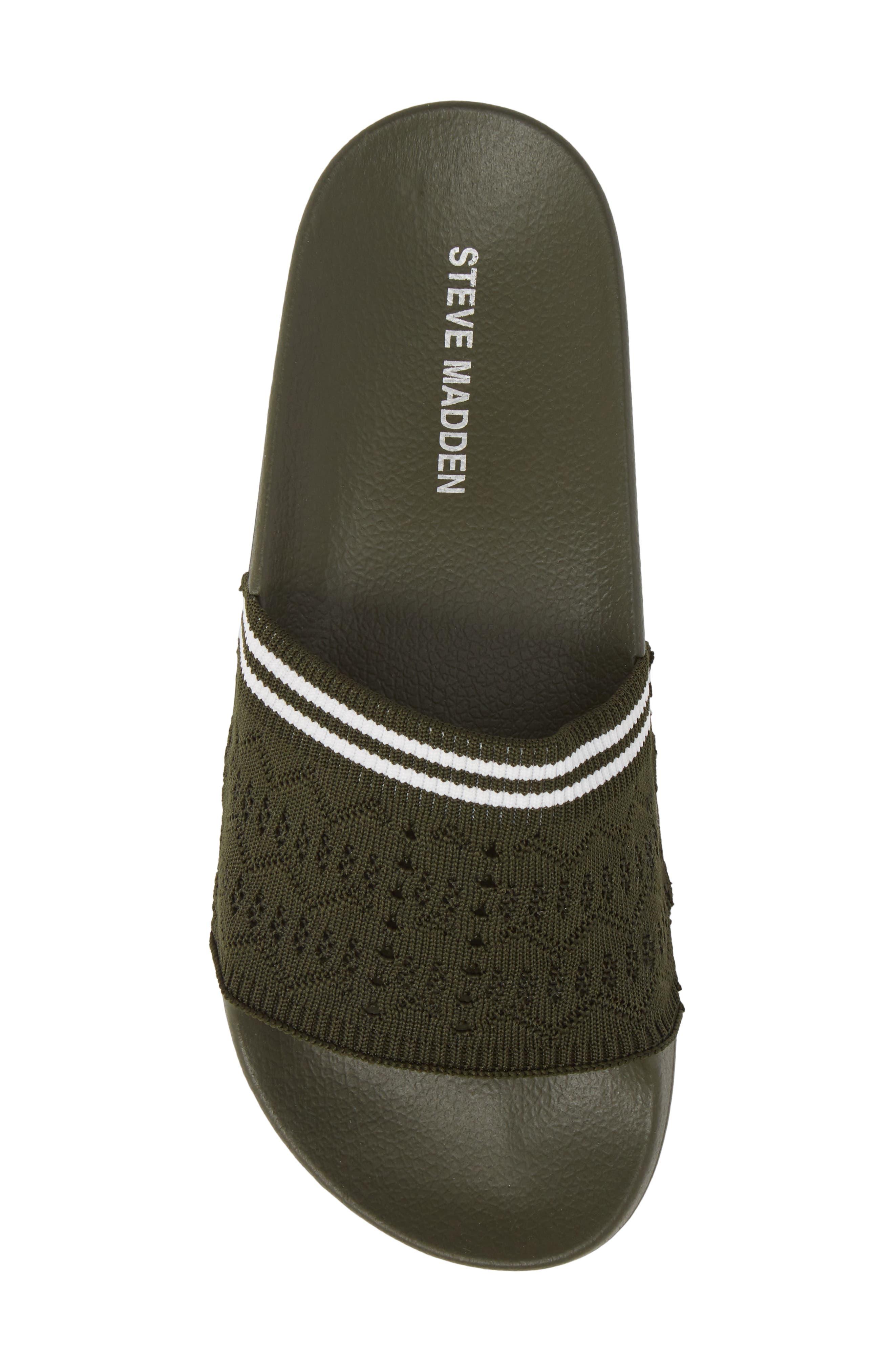 Vibe Sock Knit Slide Sandal,                             Alternate thumbnail 22, color,