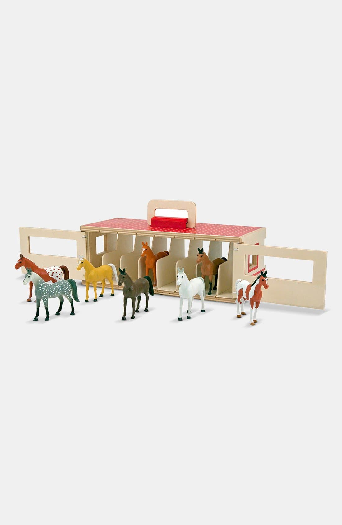 Show Horse Stable,                             Alternate thumbnail 4, color,                             200