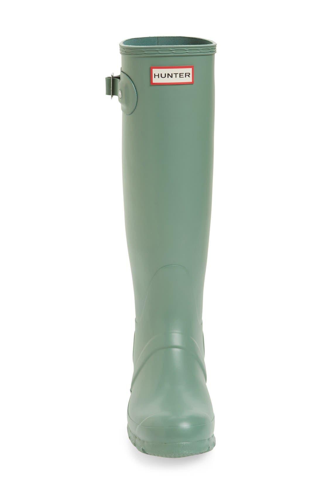 'Original Tall' Rain Boot,                             Alternate thumbnail 125, color,