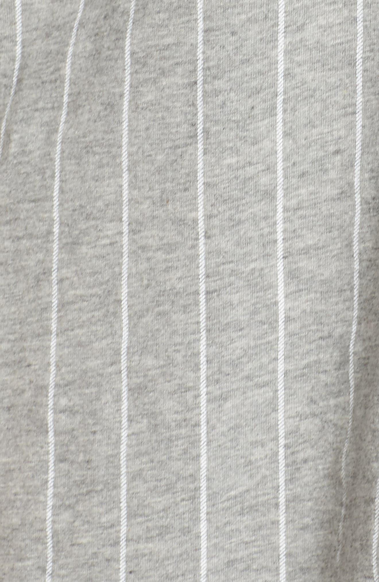 LAUREN RALPH LAUREN,                             Jersey Sleep Shirt,                             Alternate thumbnail 5, color,                             GREYSTONE