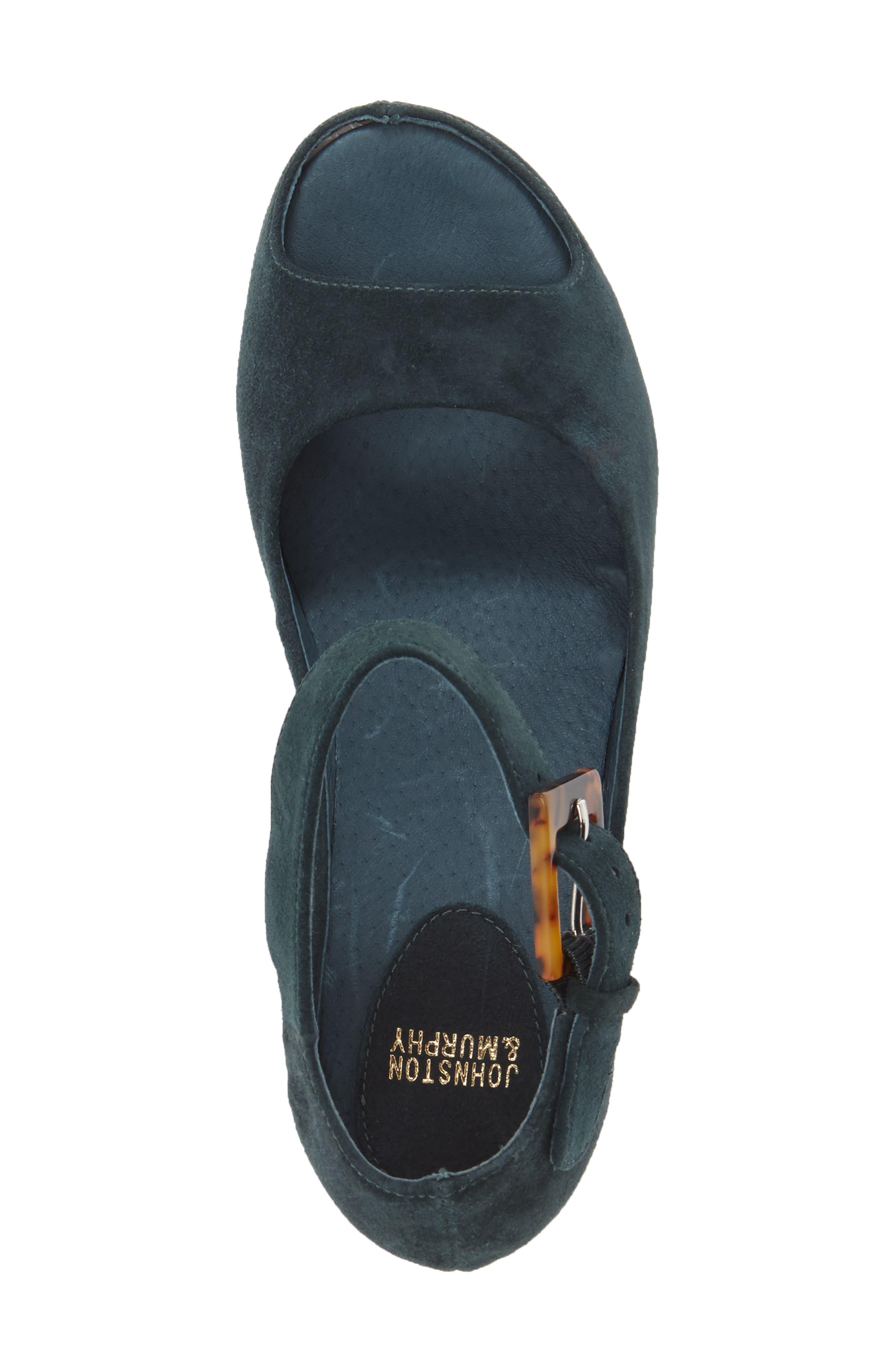 'Tricia' Ankle Strap Sandal,                             Alternate thumbnail 38, color,