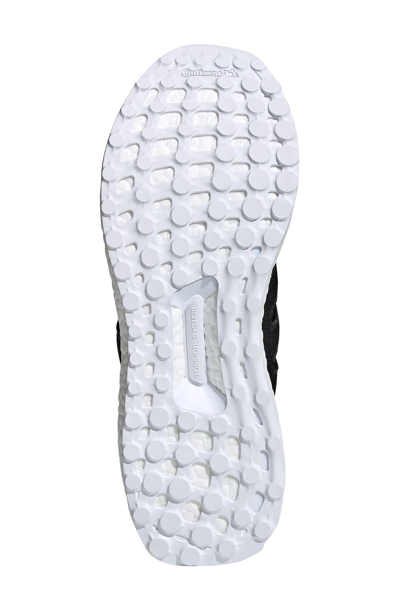 Parley UltraBoost Sneaker,                             Alternate thumbnail 5, color,                             001
