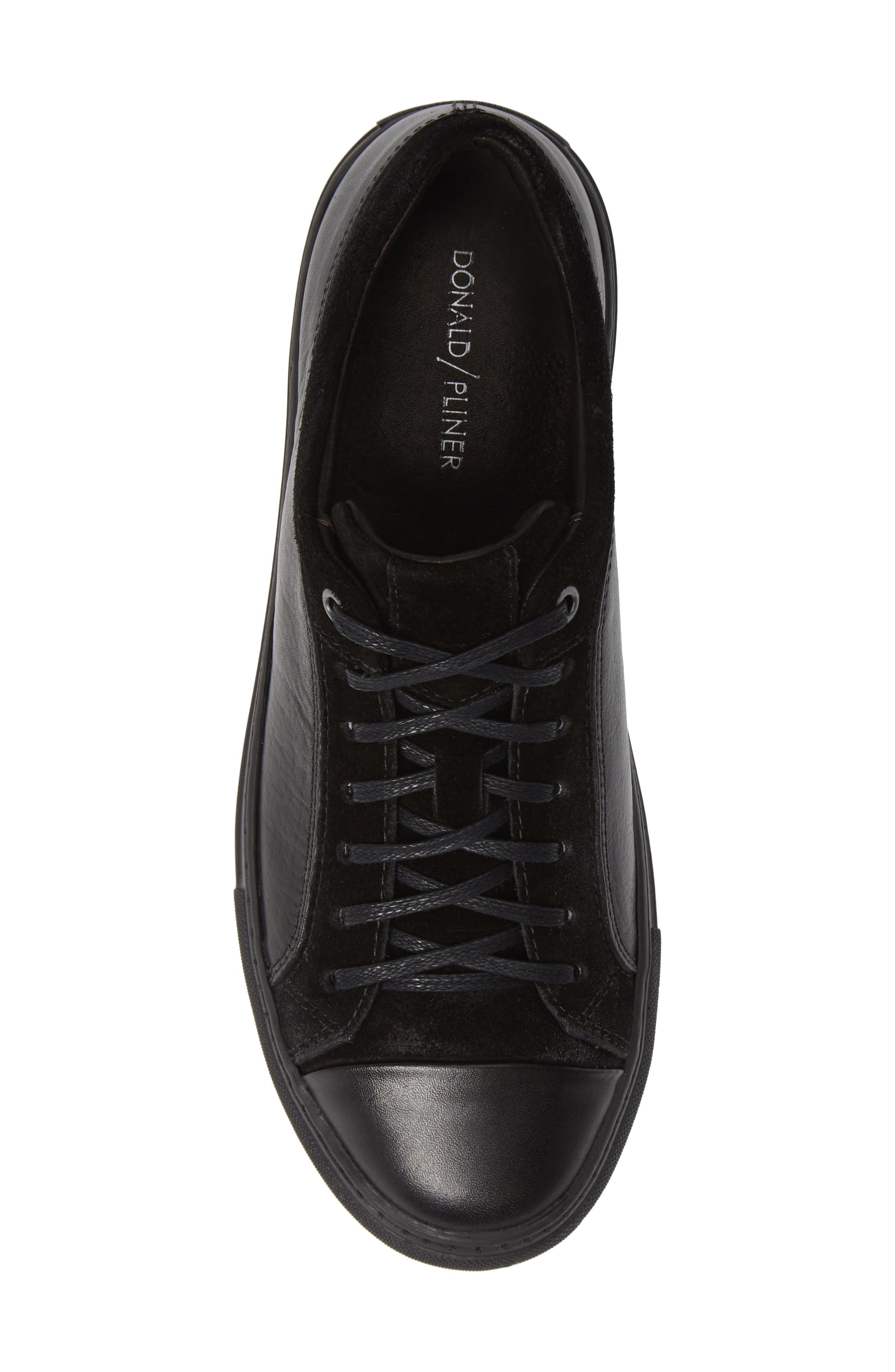 Berkeley Sneaker,                             Alternate thumbnail 5, color,                             BLACK