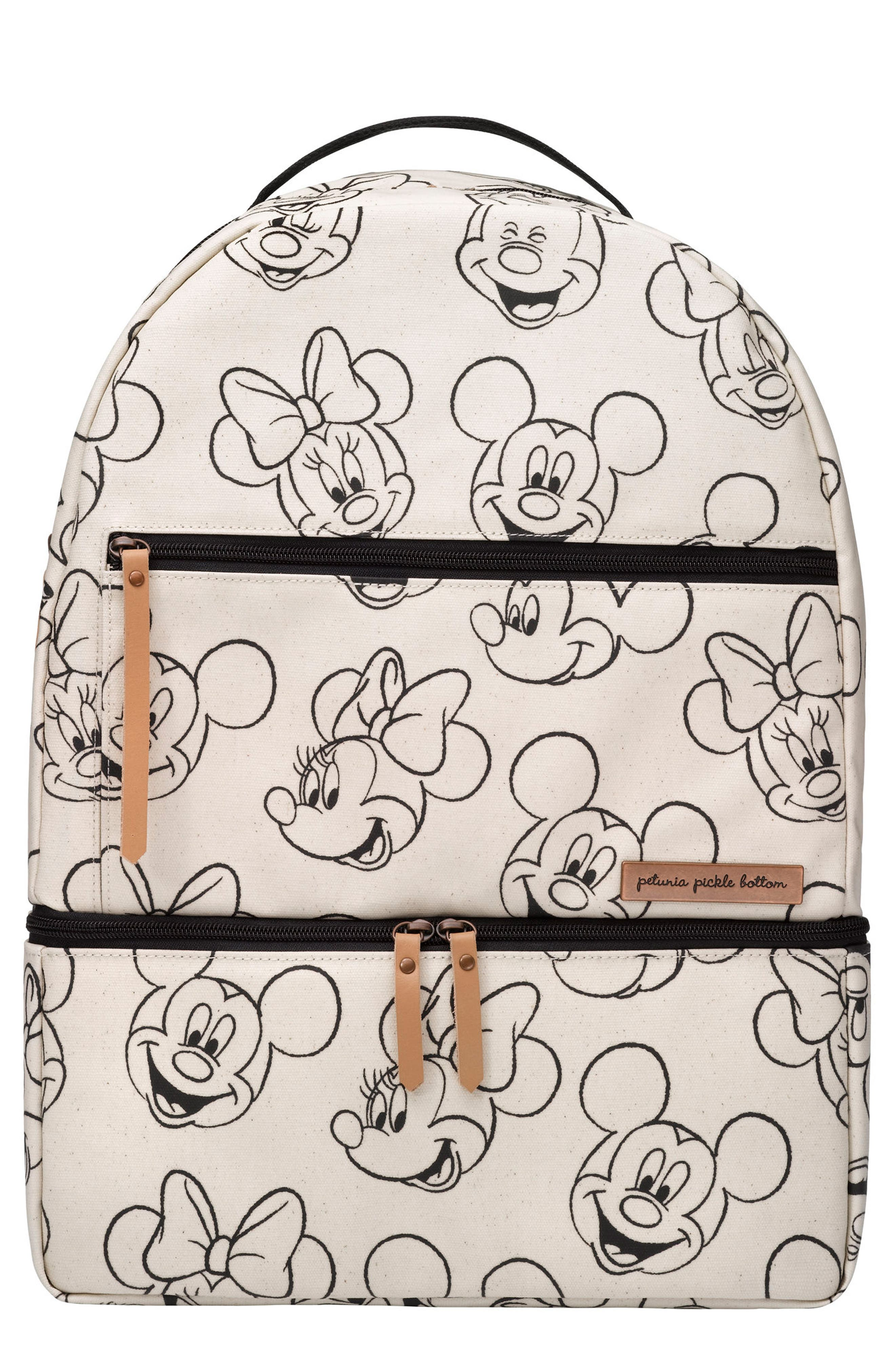 x Disney<sup>®</sup> Axis Backpack,                         Main,                         color, SKETCHBOOK MICKEY AND MINNIE