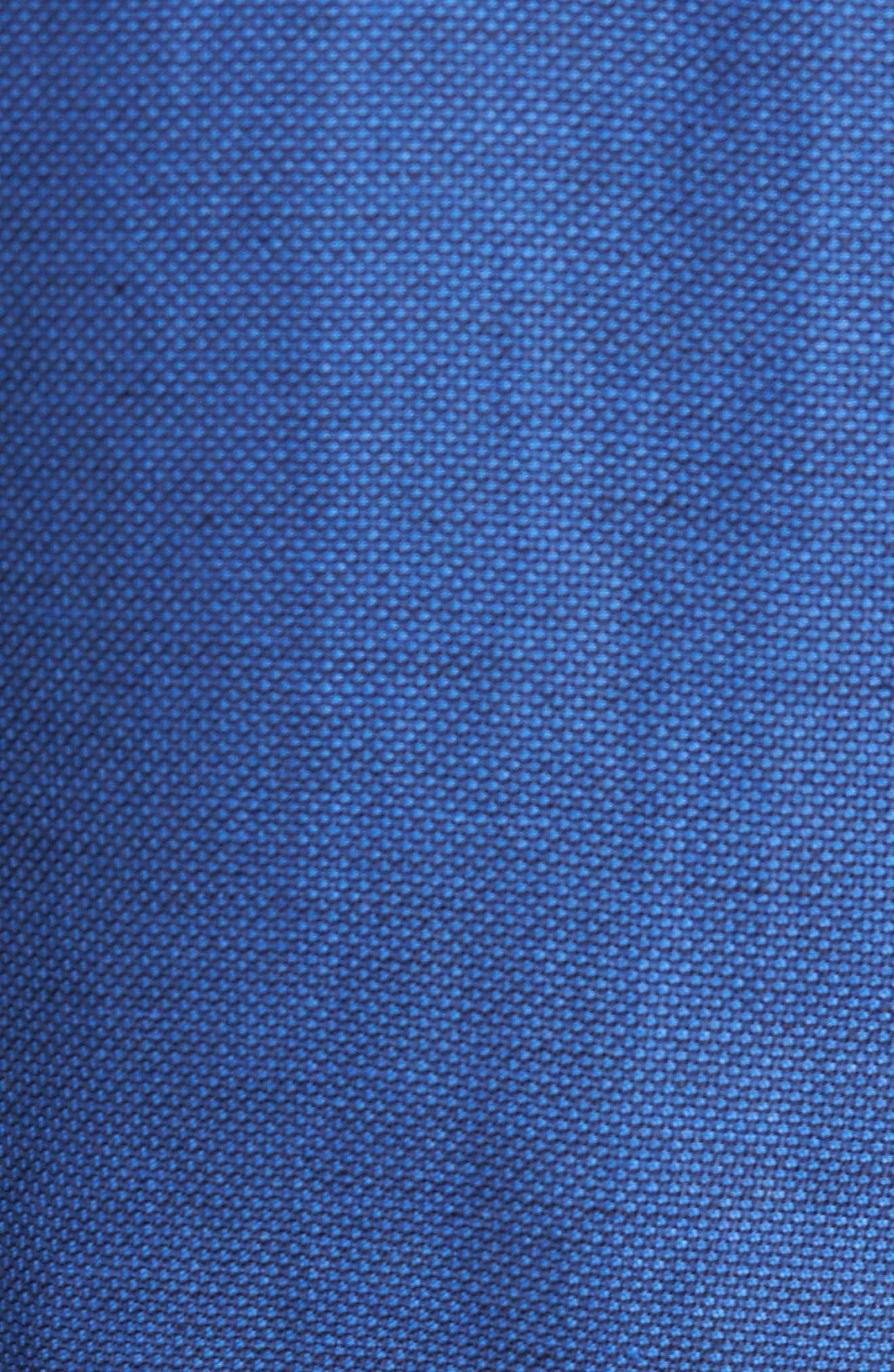 Trent Trim Fit Linen & Wool Blazer,                             Alternate thumbnail 6, color,