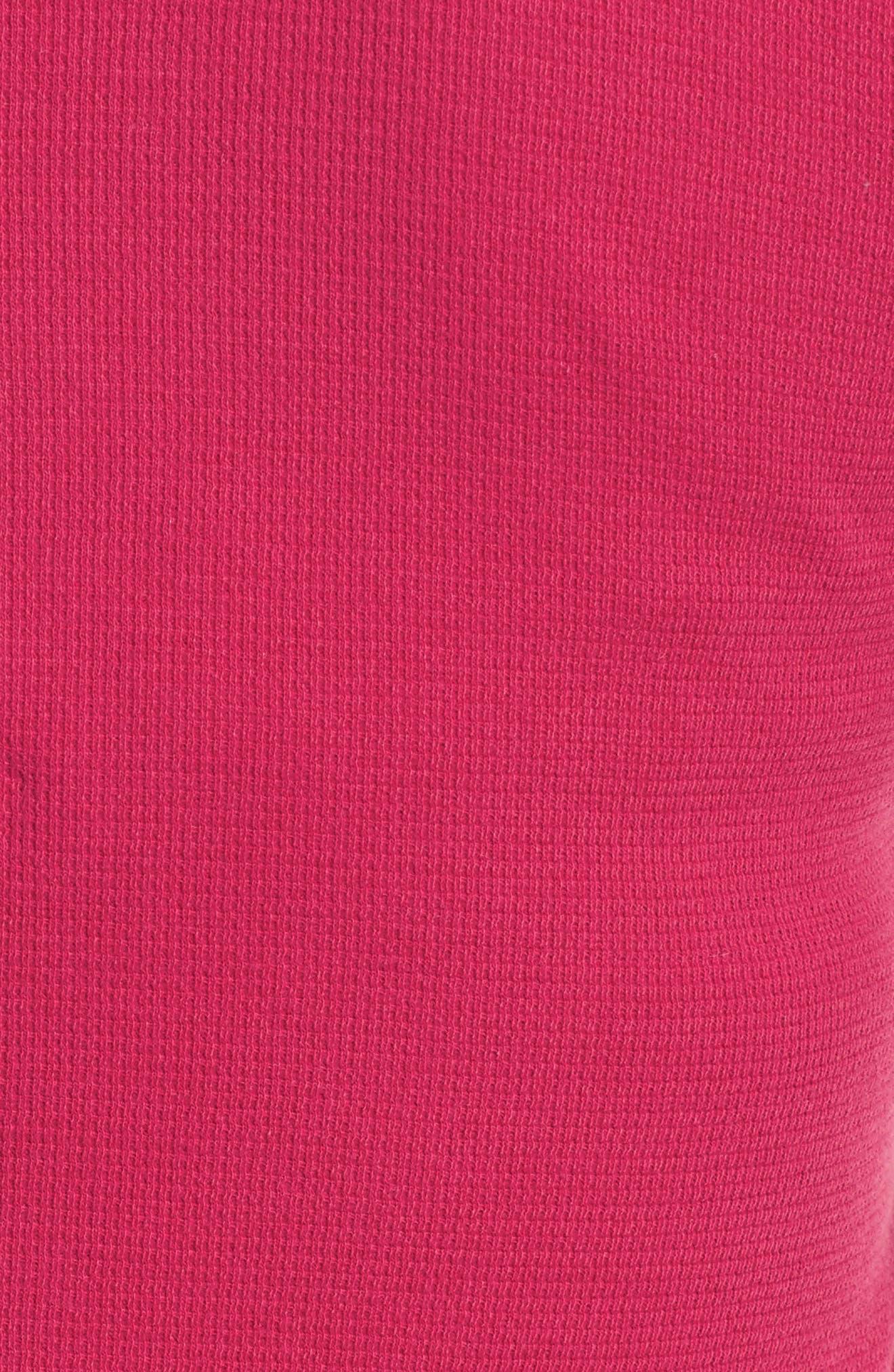 Lace-Up Bib Thermal Top,                             Alternate thumbnail 15, color,