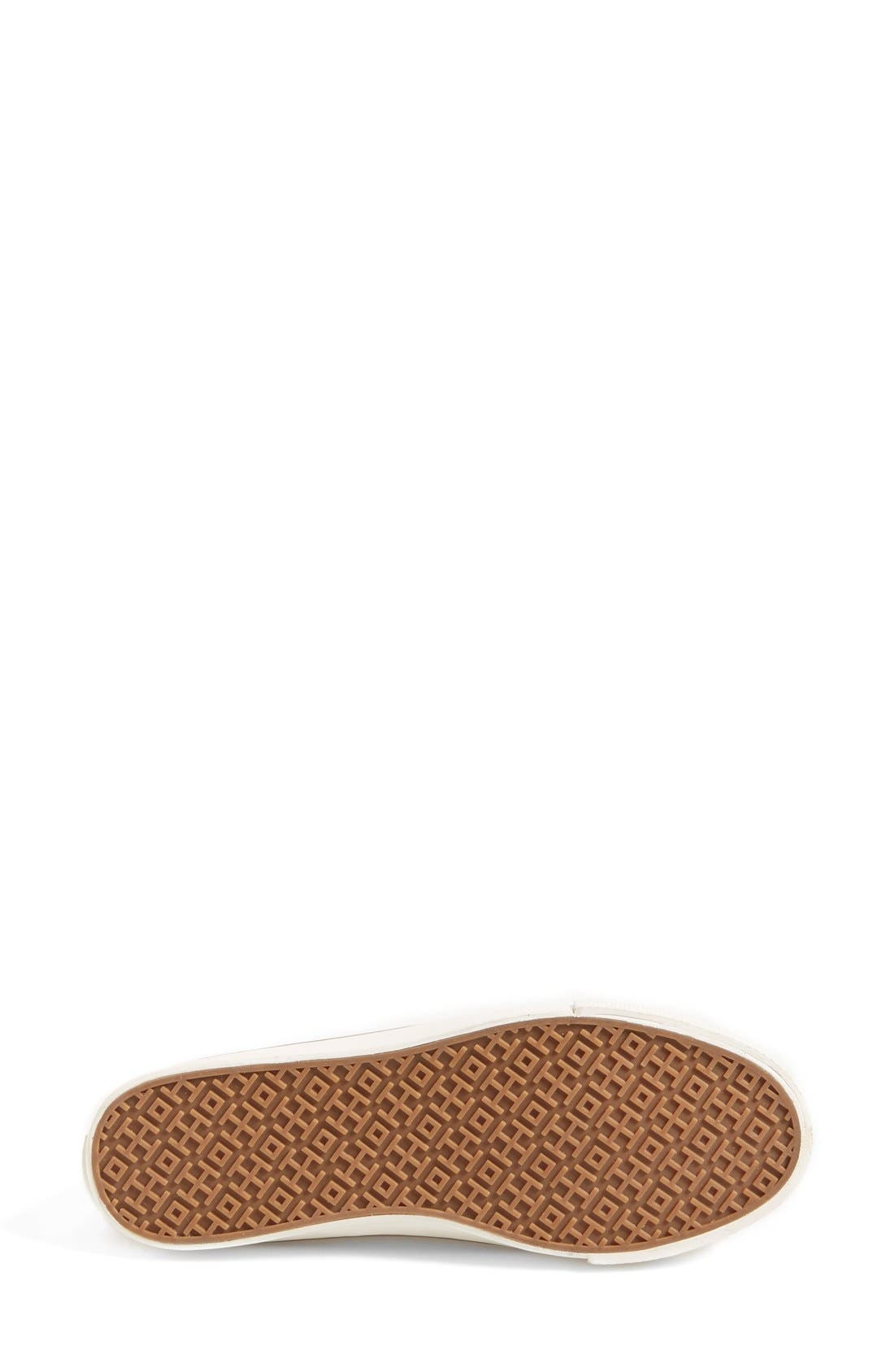 'Daisy' Perforated Sneaker,                             Alternate thumbnail 2, color,                             104