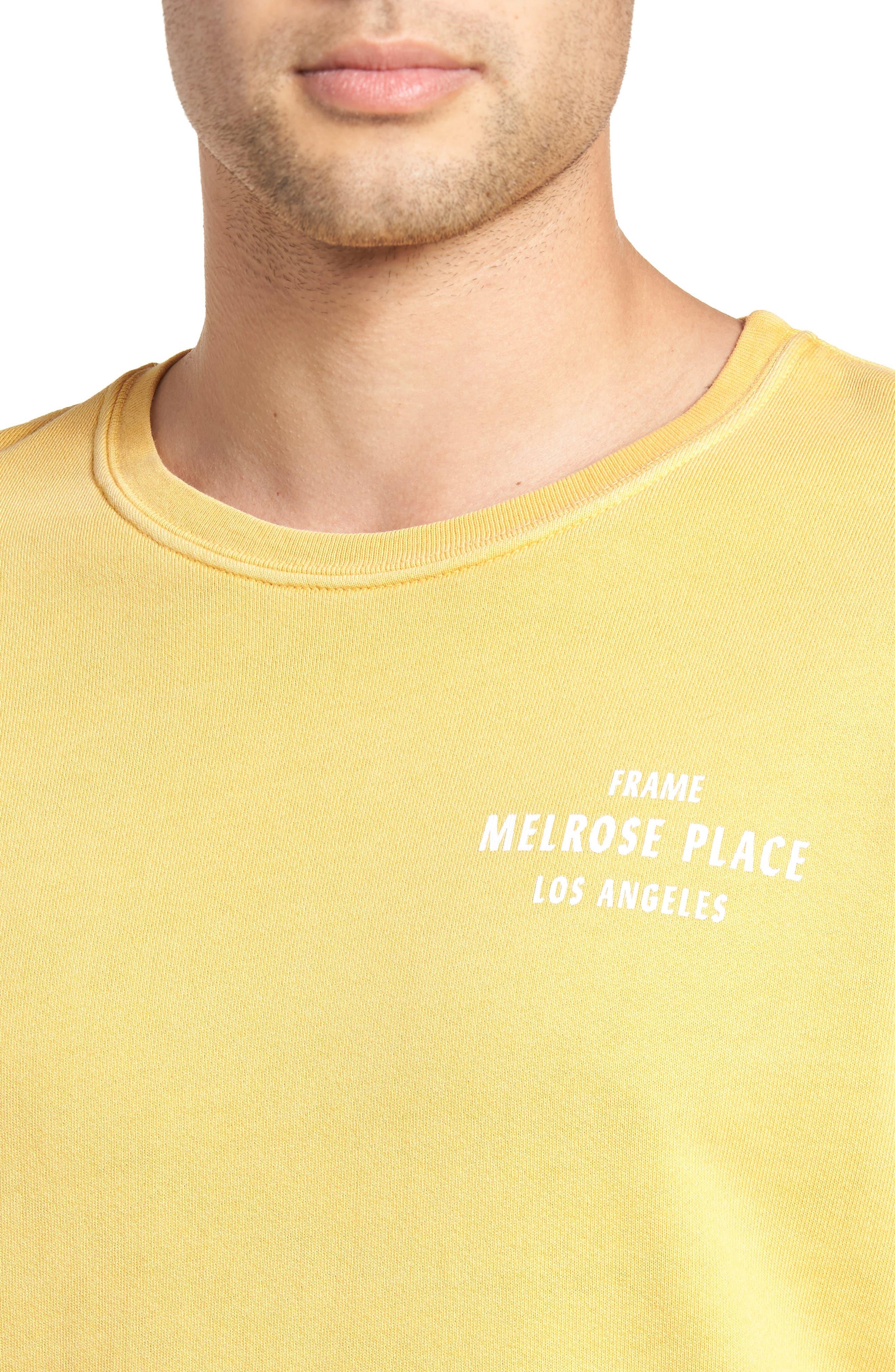 Vintage Crewneck Sweatshirt,                             Alternate thumbnail 12, color,