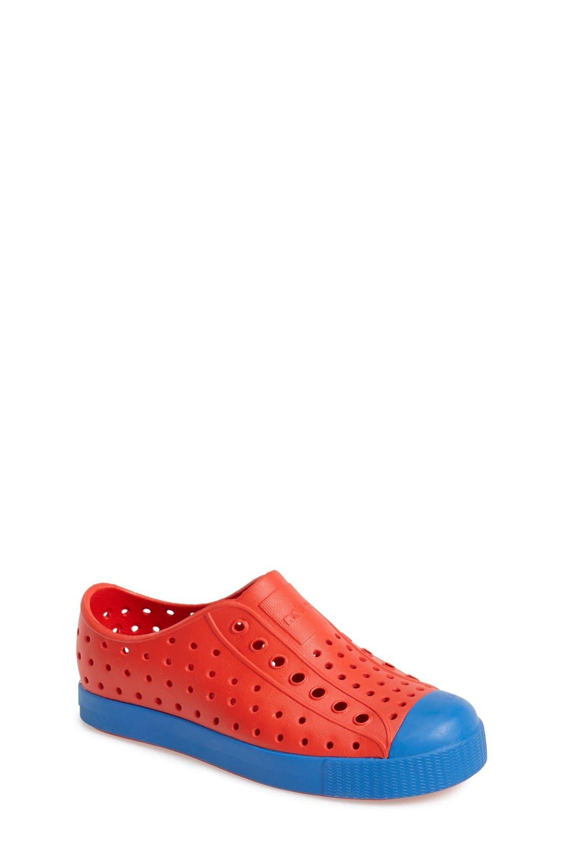 'Jefferson' Water Friendly Slip-On Sneaker,                             Main thumbnail 59, color,
