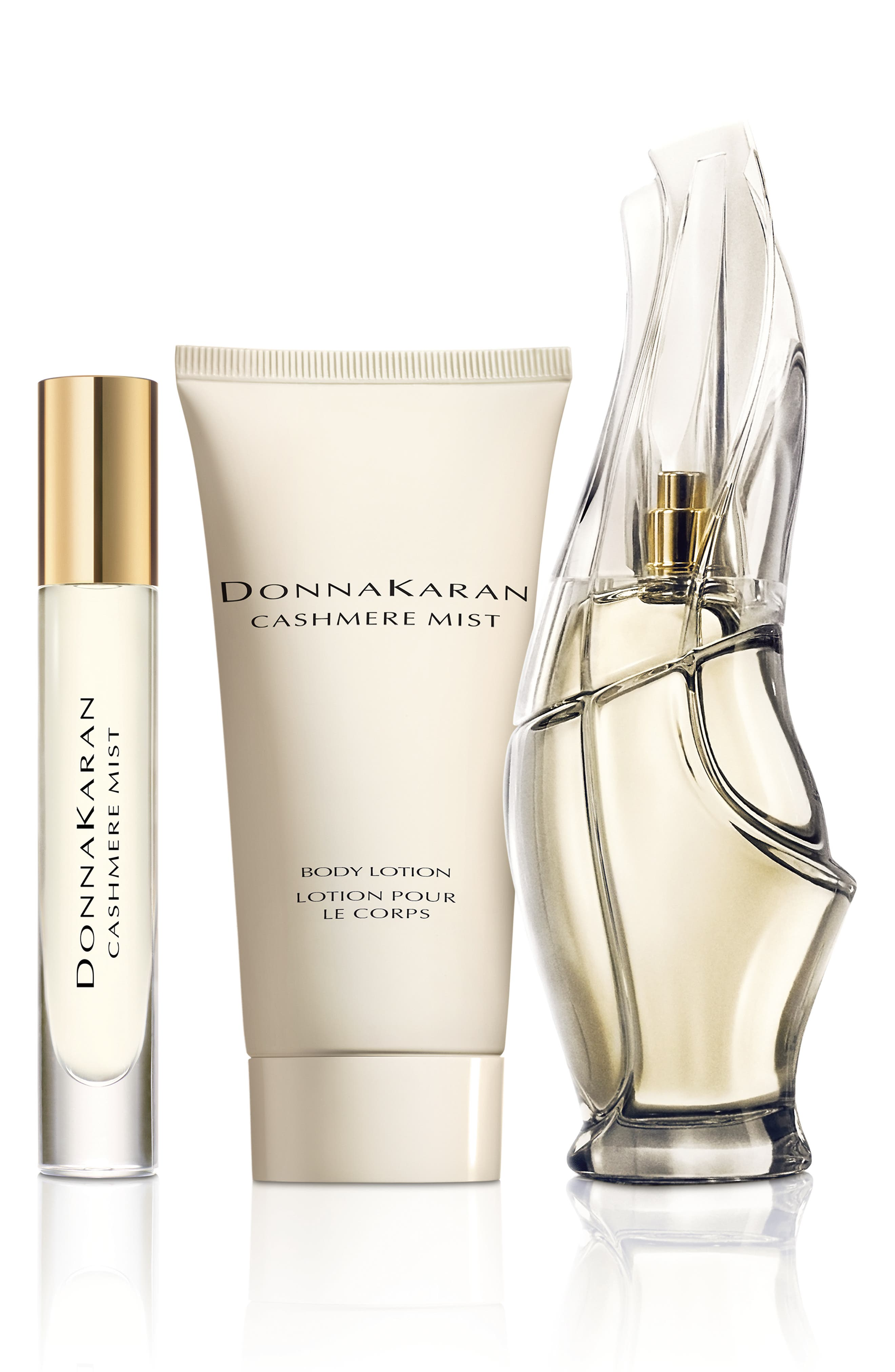 Donna Karan Cashmere Necessities Set,                             Main thumbnail 1, color,                             NO COLOR