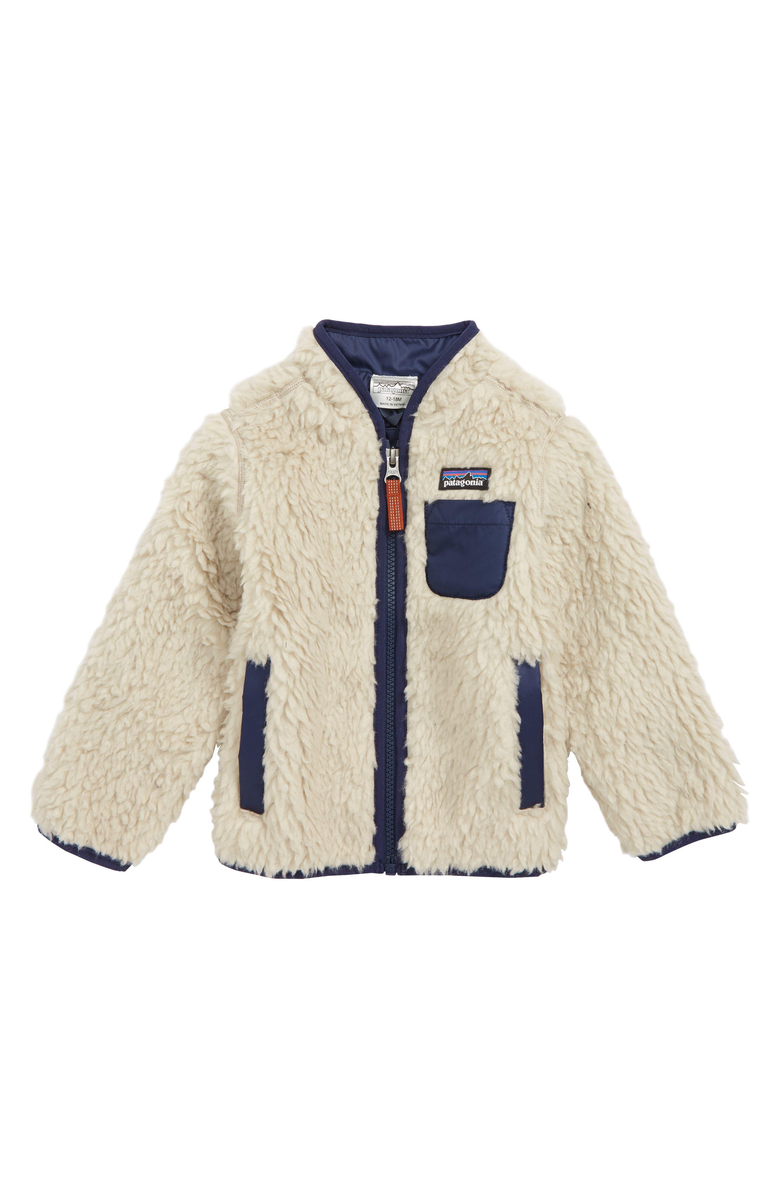 Retro-X Windproof Jacket,                         Main,                         color, NCV NATURAL W/ CLASSIC NAVY