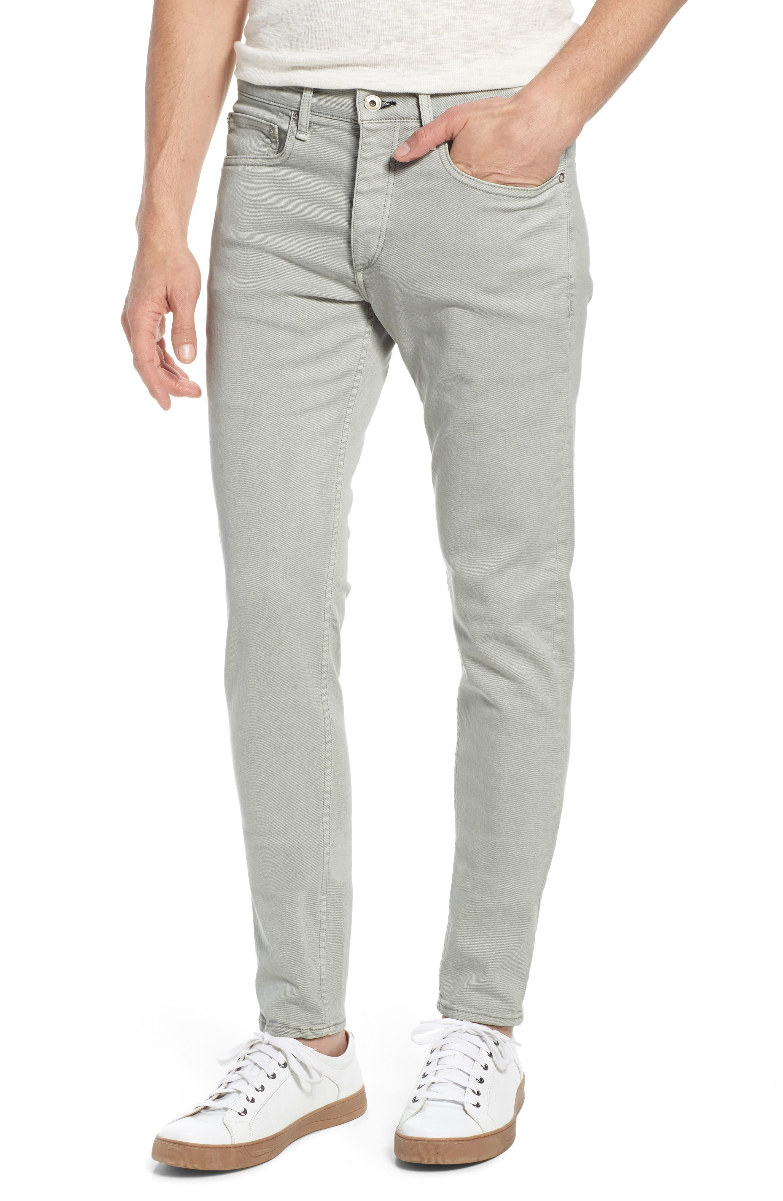 Fit 1 Skinny Fit Jeans,                             Main thumbnail 1, color,                             250