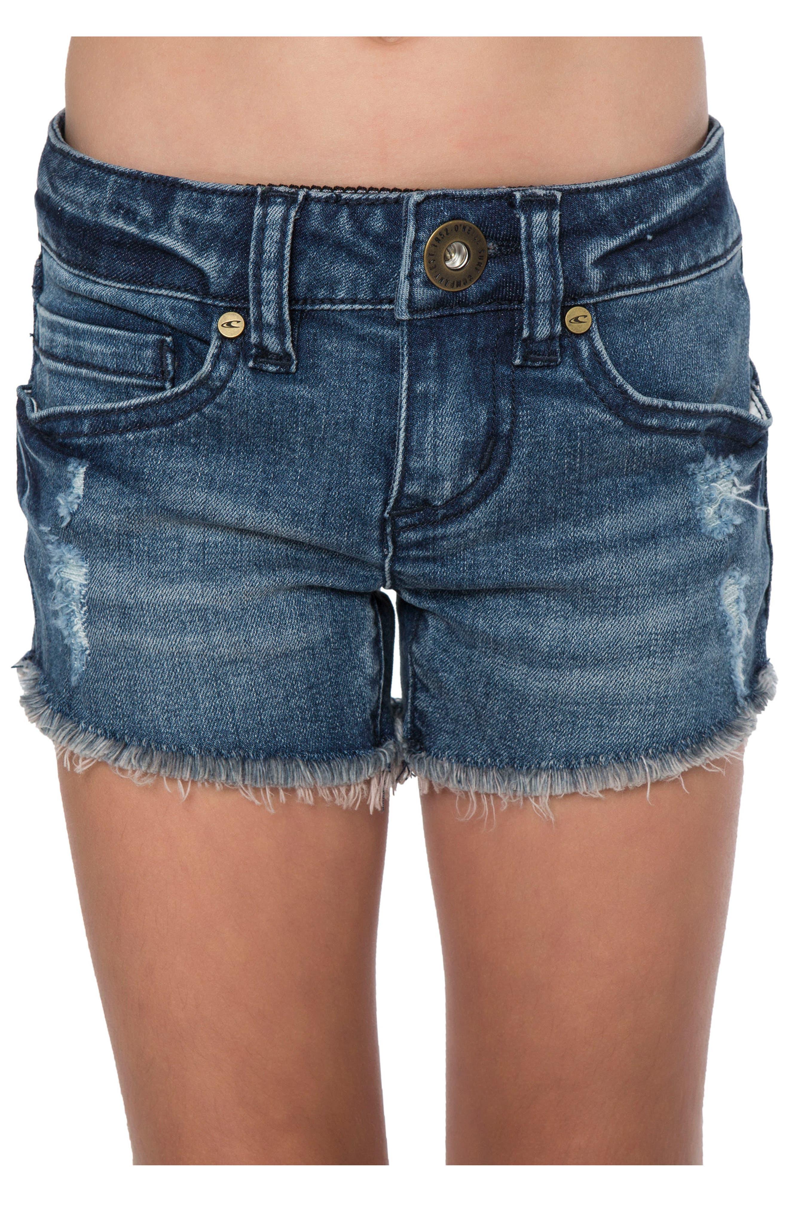 Compass Cutoff Shorts,                         Main,                         color,