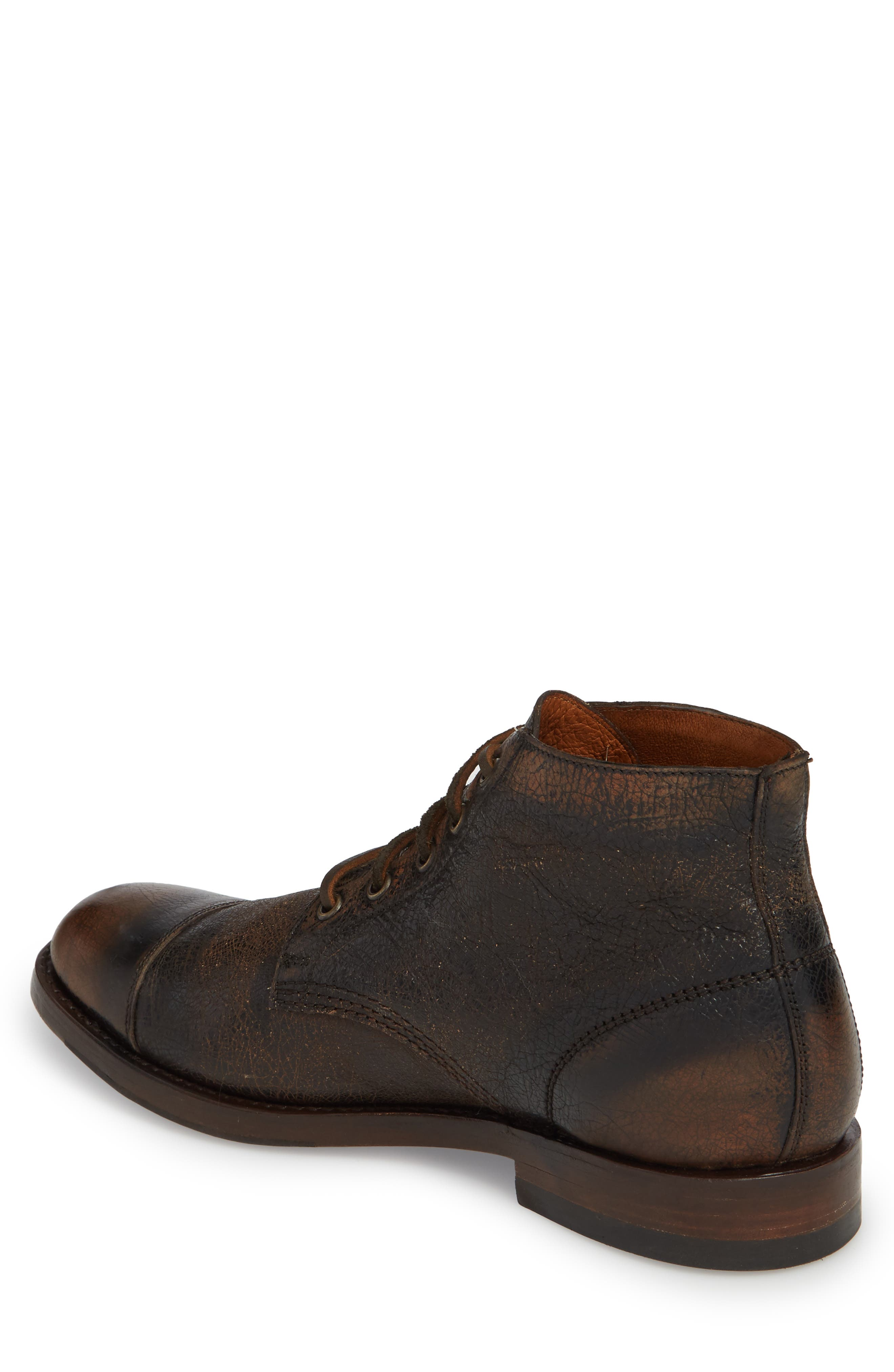Will Chukka Boot,                             Alternate thumbnail 2, color,                             DARK BROWN LEATHER