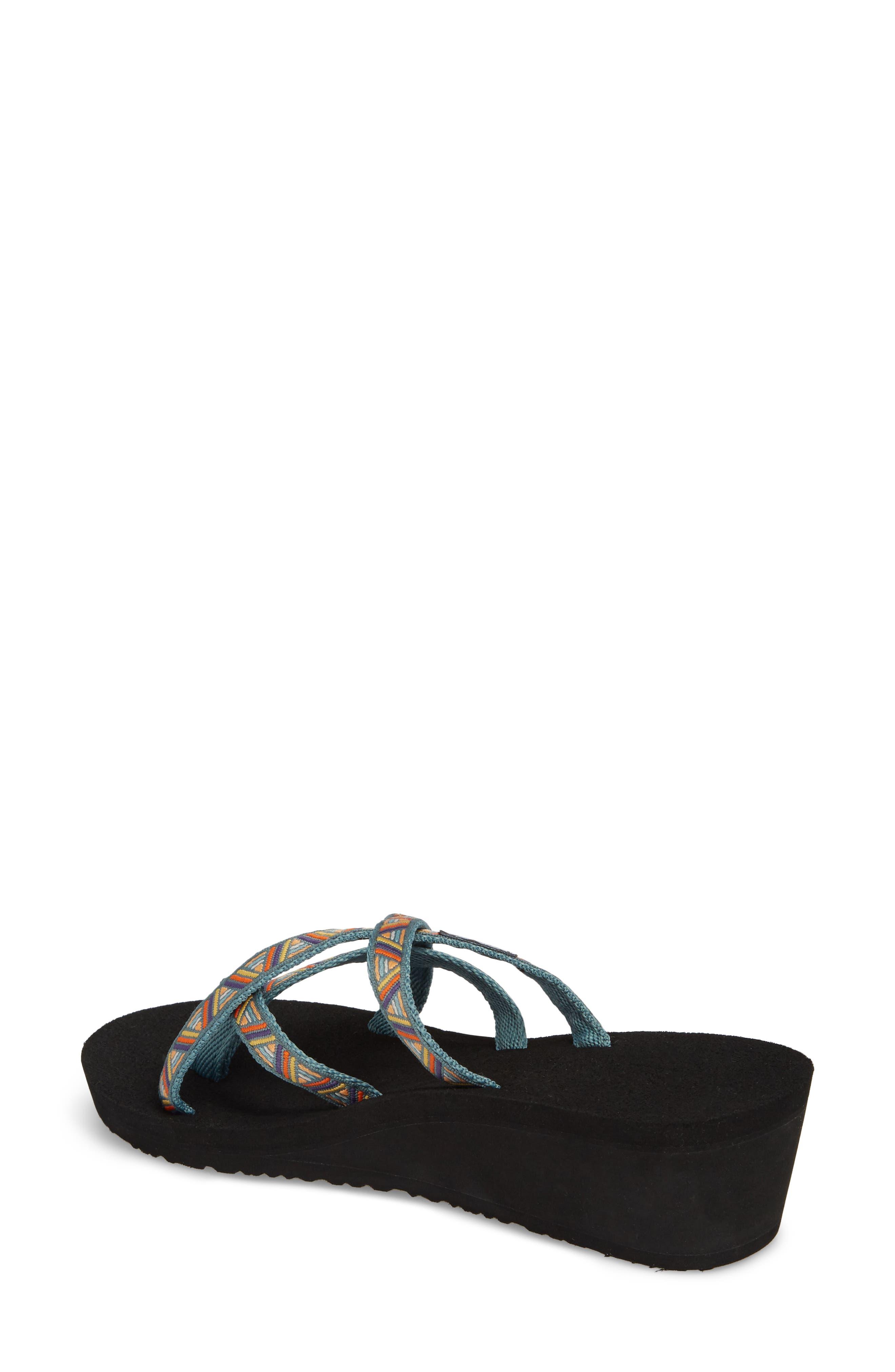 'Mandalyn' Wedge Sandal,                             Alternate thumbnail 2, color,                             930