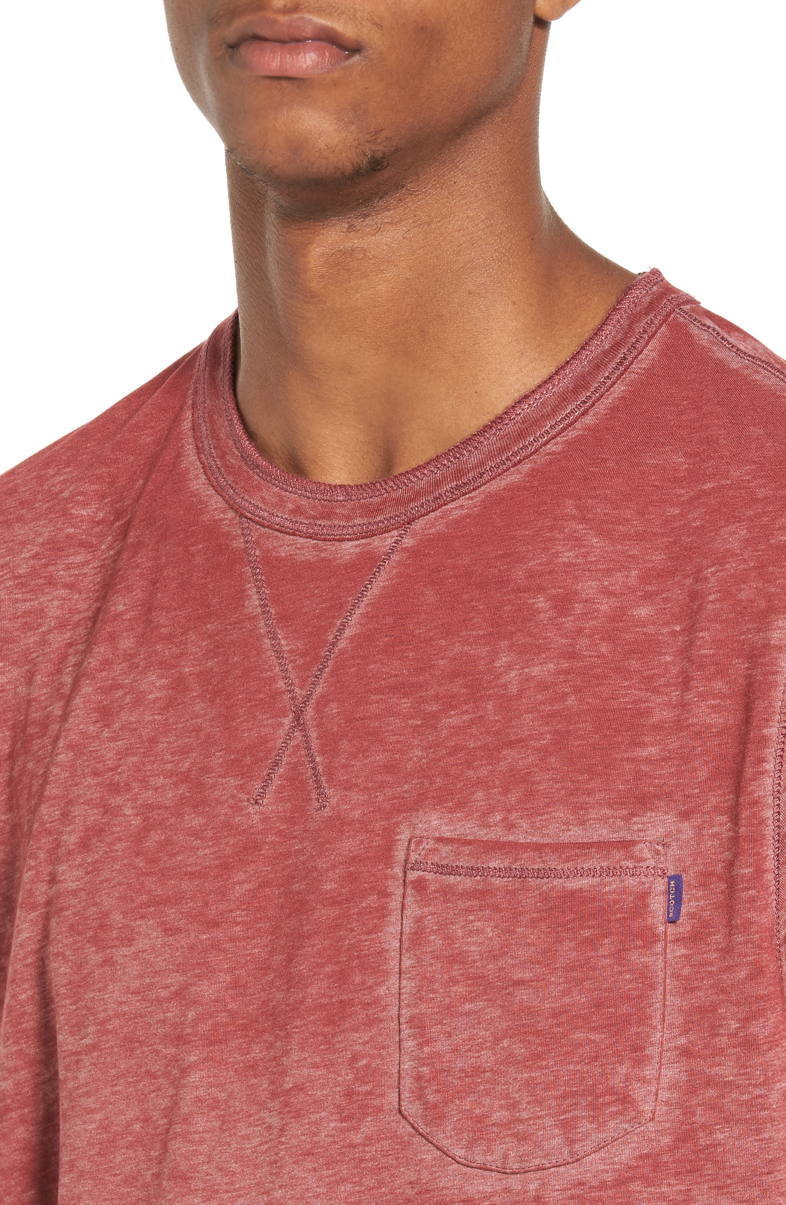 Pocket T-Shirt,                             Alternate thumbnail 4, color,                             610
