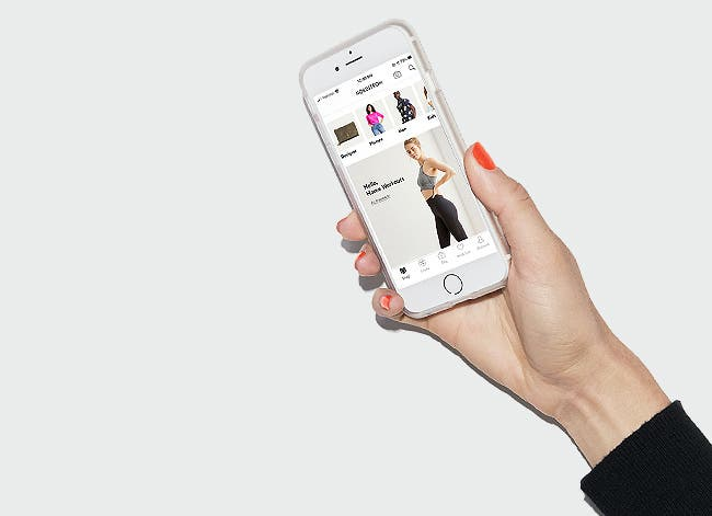 Download the Nordstrom app.