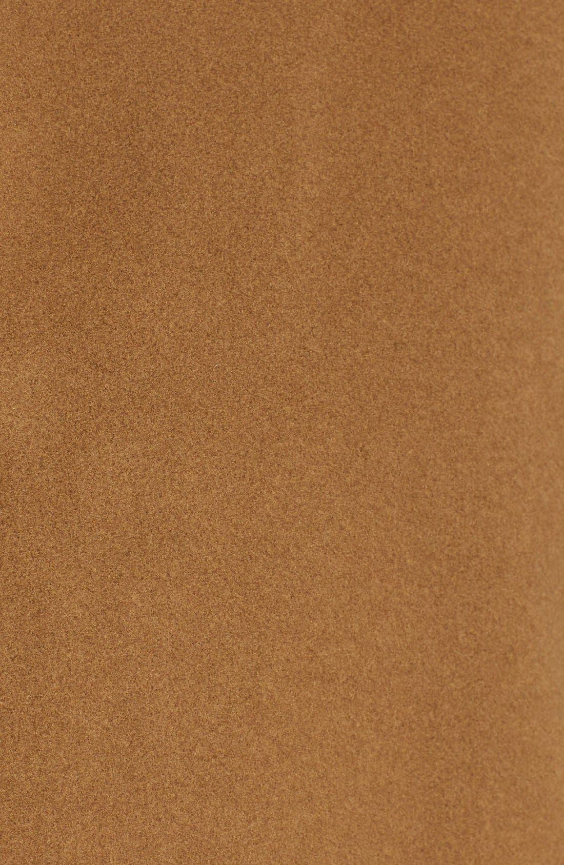 Italian Wool Blend Overcoat,                             Alternate thumbnail 8, color,