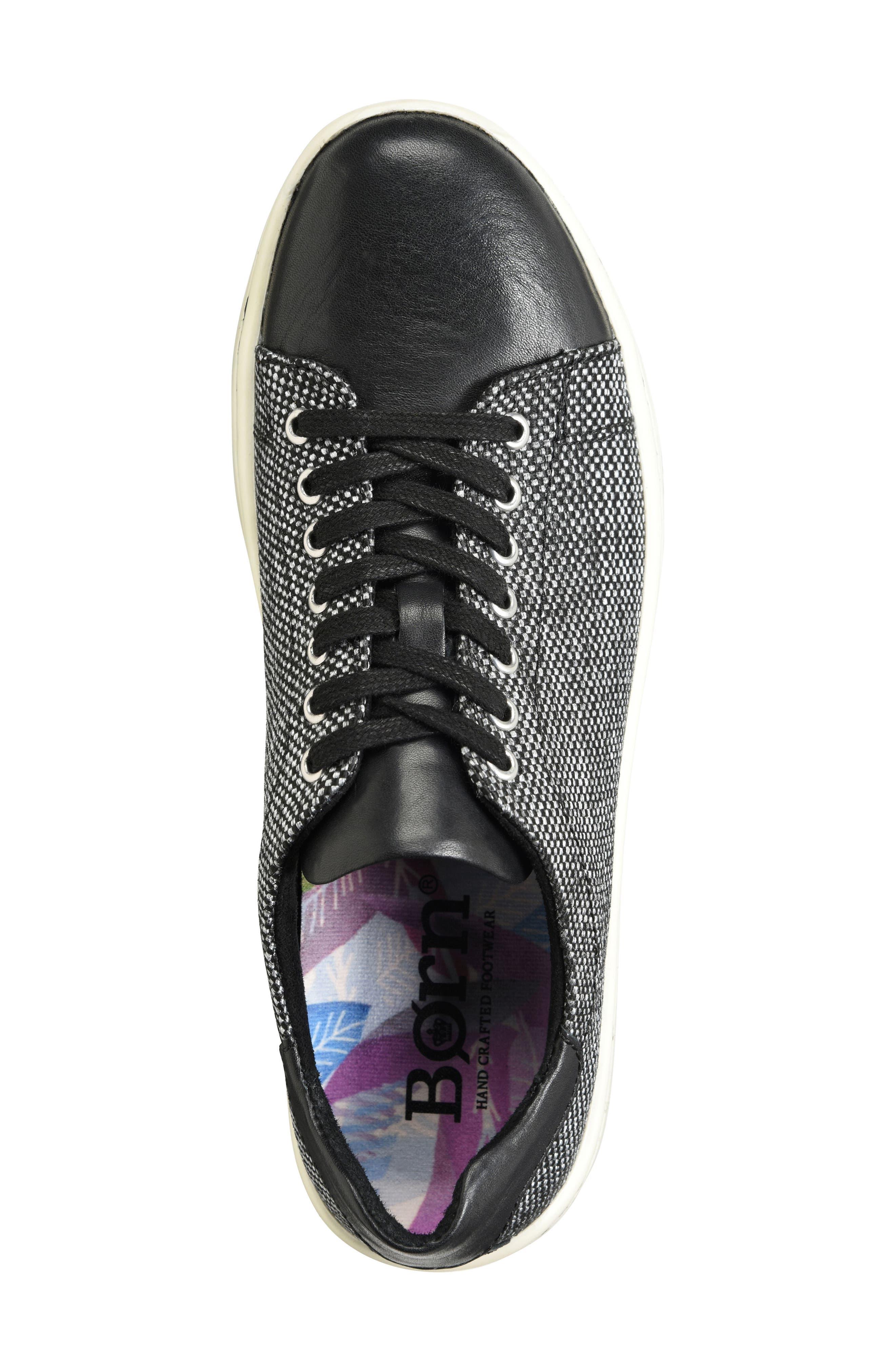 Bengta Sneaker,                             Alternate thumbnail 5, color,                             001