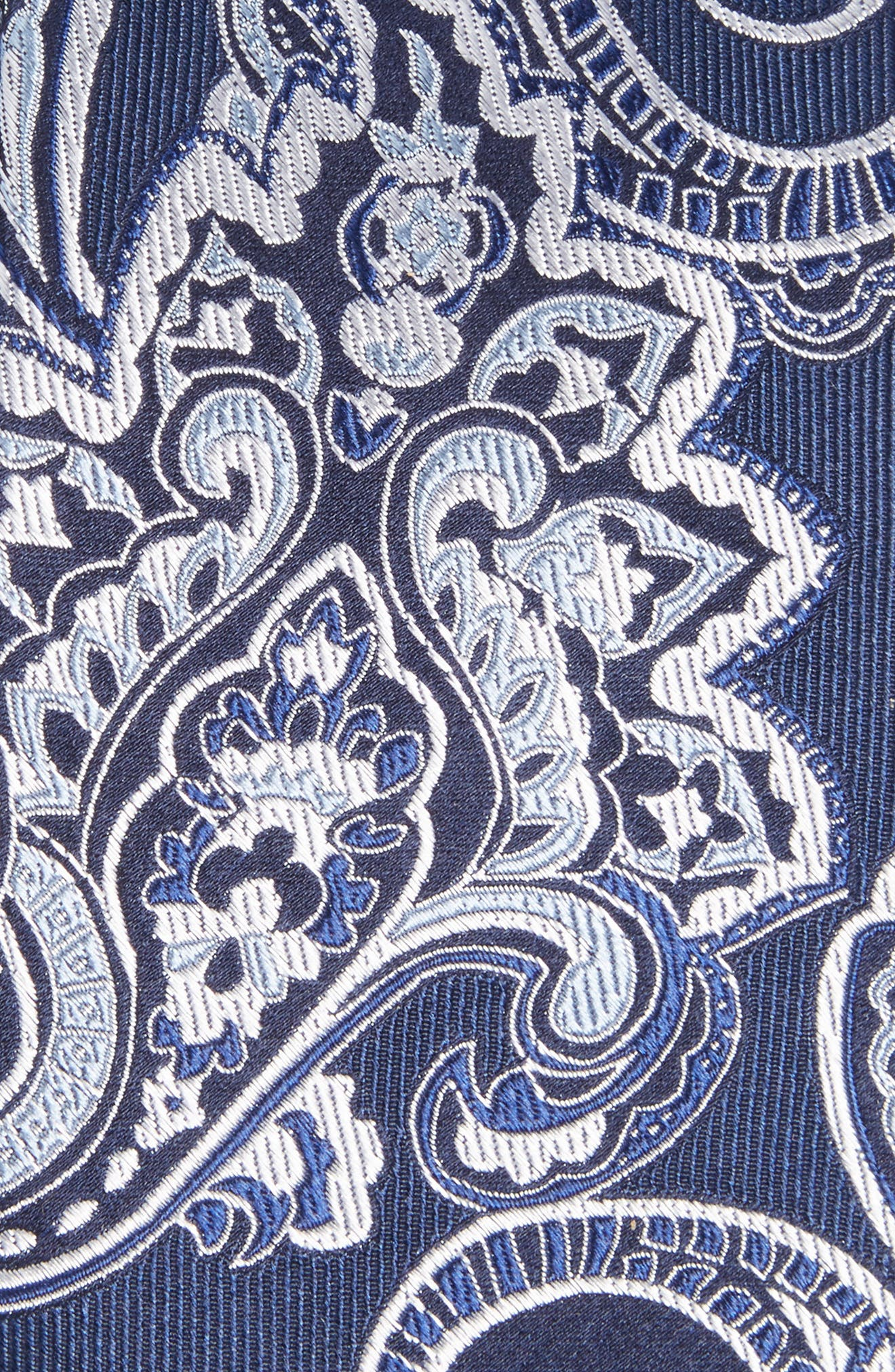 Paisley Silk Tie,                             Alternate thumbnail 2, color,                             411