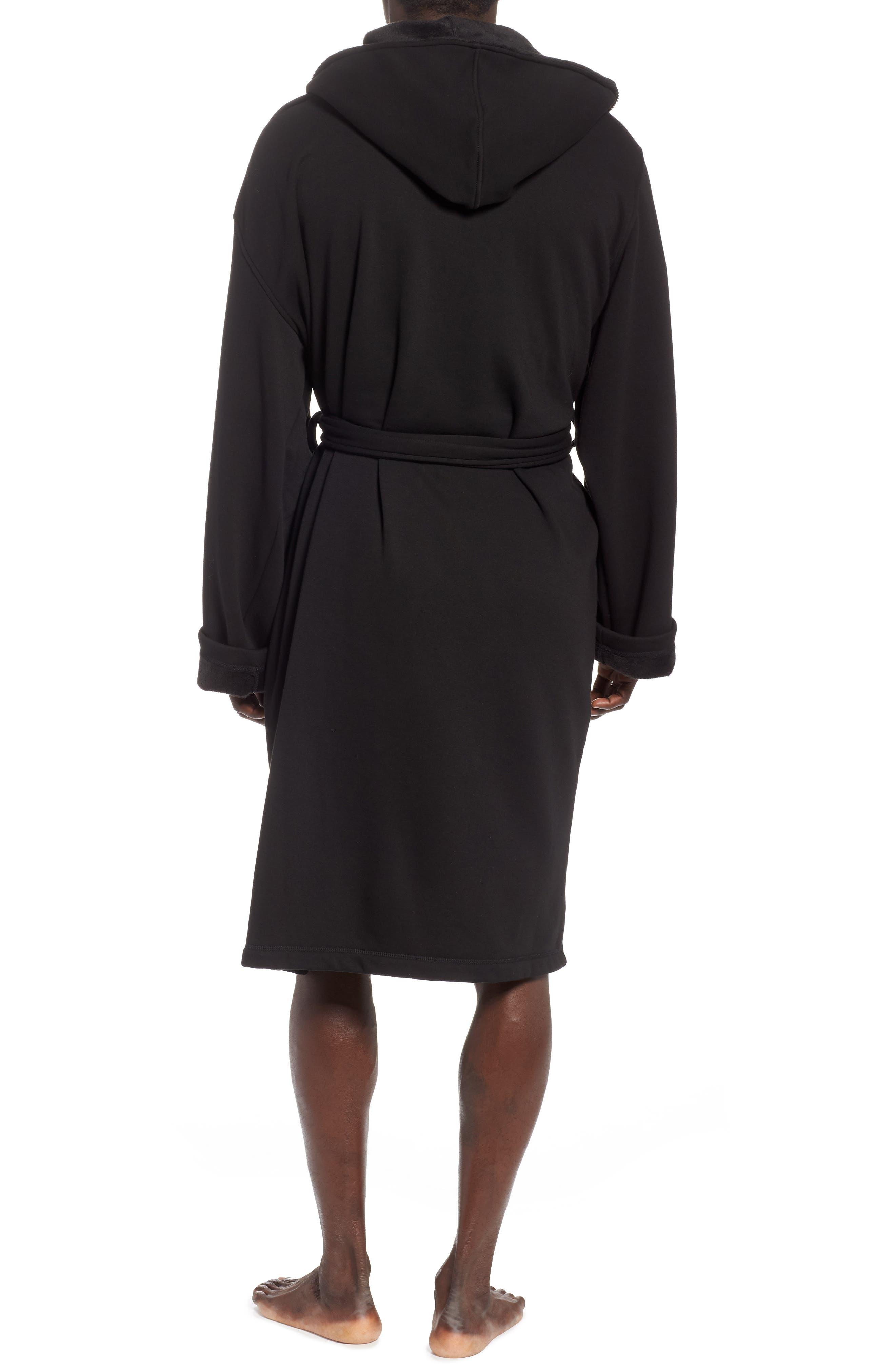 'Brunswick' Robe,                             Alternate thumbnail 3, color,                             001